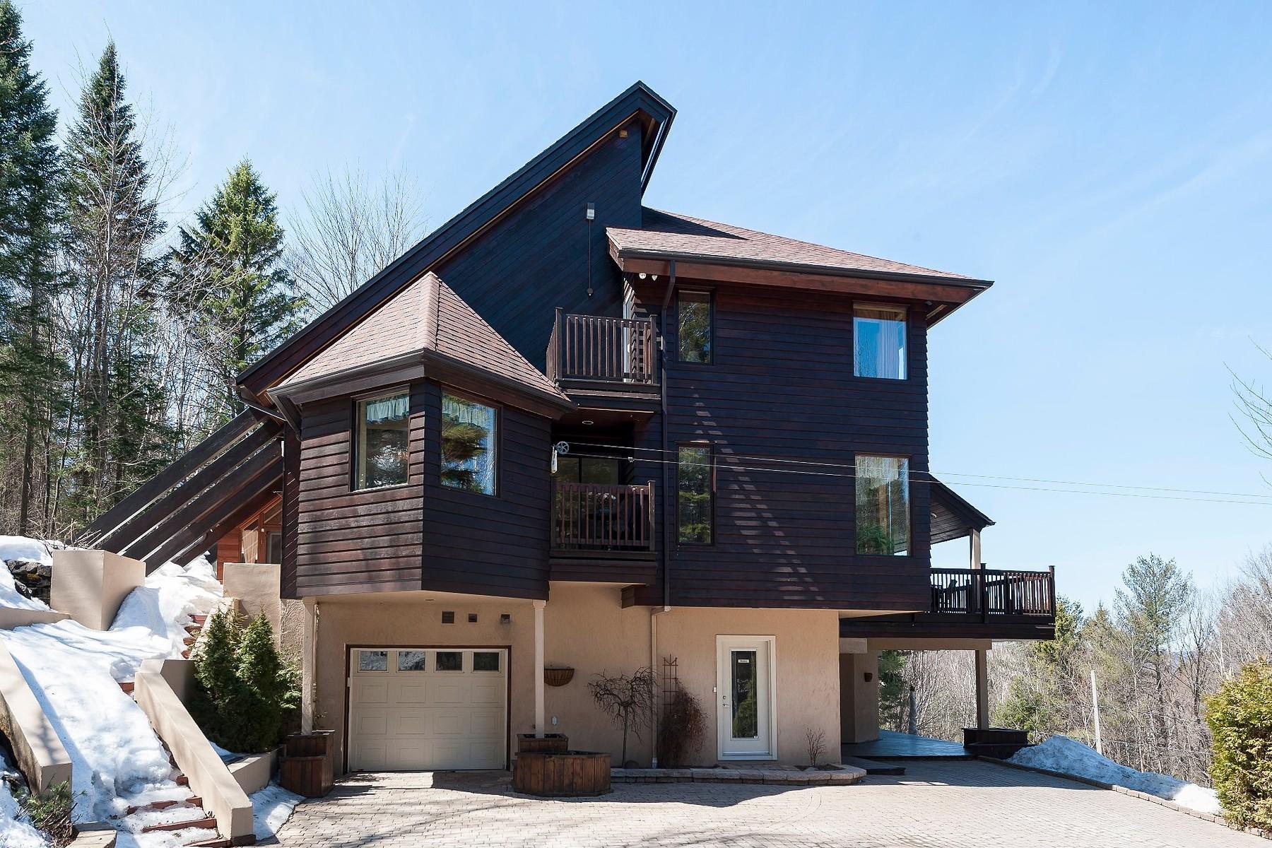 Single Family Home for Sale at Sainte-Anne-des-Lacs, Laurentides 31 Ch. des Alouettes Sainte-Anne-Des-Lacs, Quebec, J0R1B0 Canada