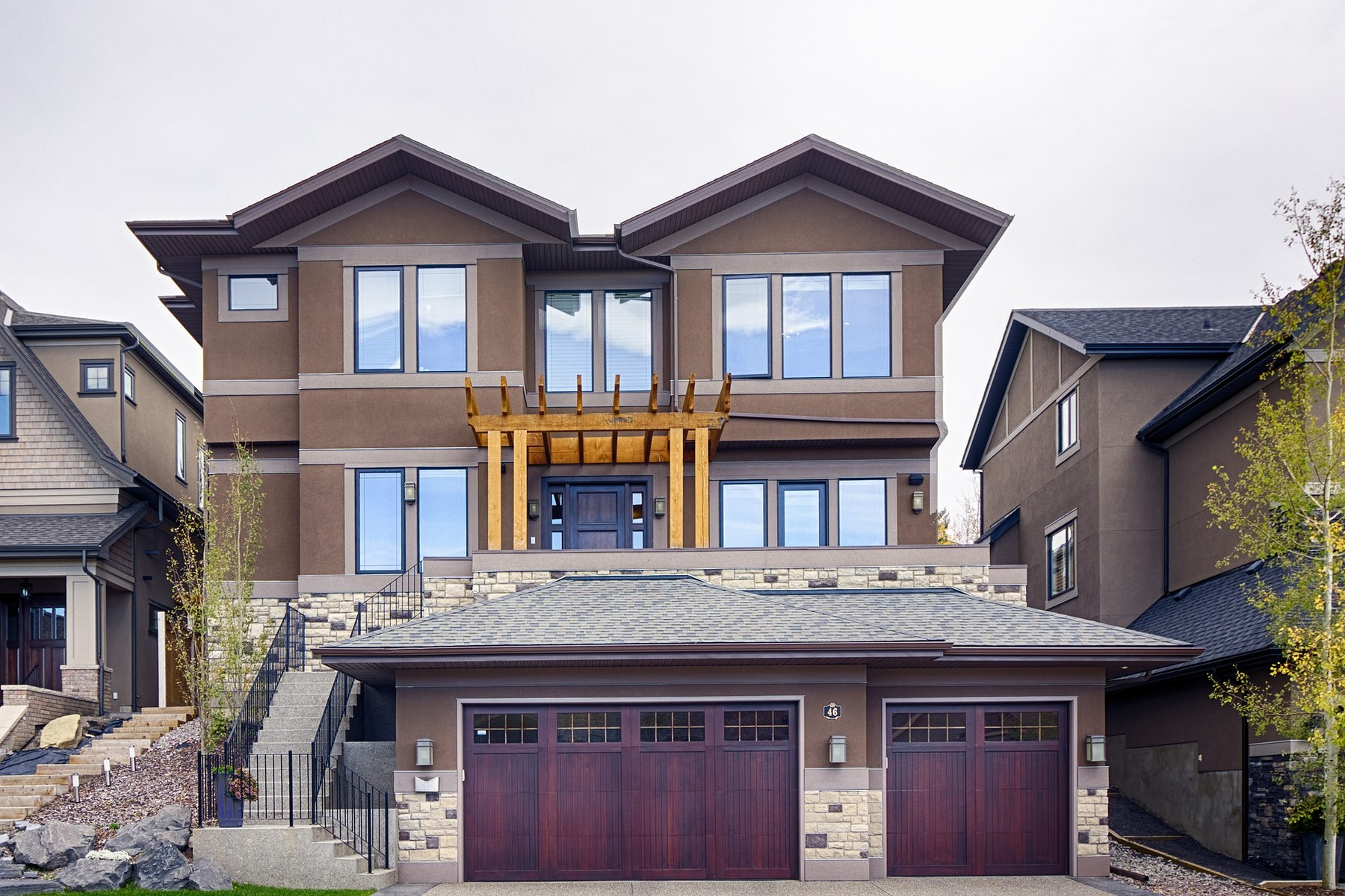 Single Family Home for Sale at 46 Spring Willow Terrace SW 46 Spring Willow Tc Sw Calgary, Alberta T3H 0G2 Canada