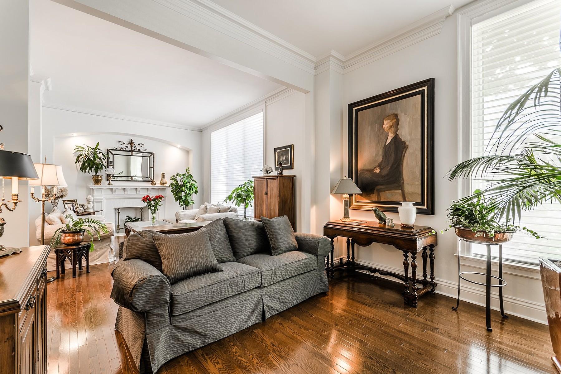 Einfamilienhaus für Verkauf beim Ville-Marie, Montréal 1509 Rue Sherbrooke O., Apt. 1-2 Ville-Marie, Quebec, H3G1M1 Kanada