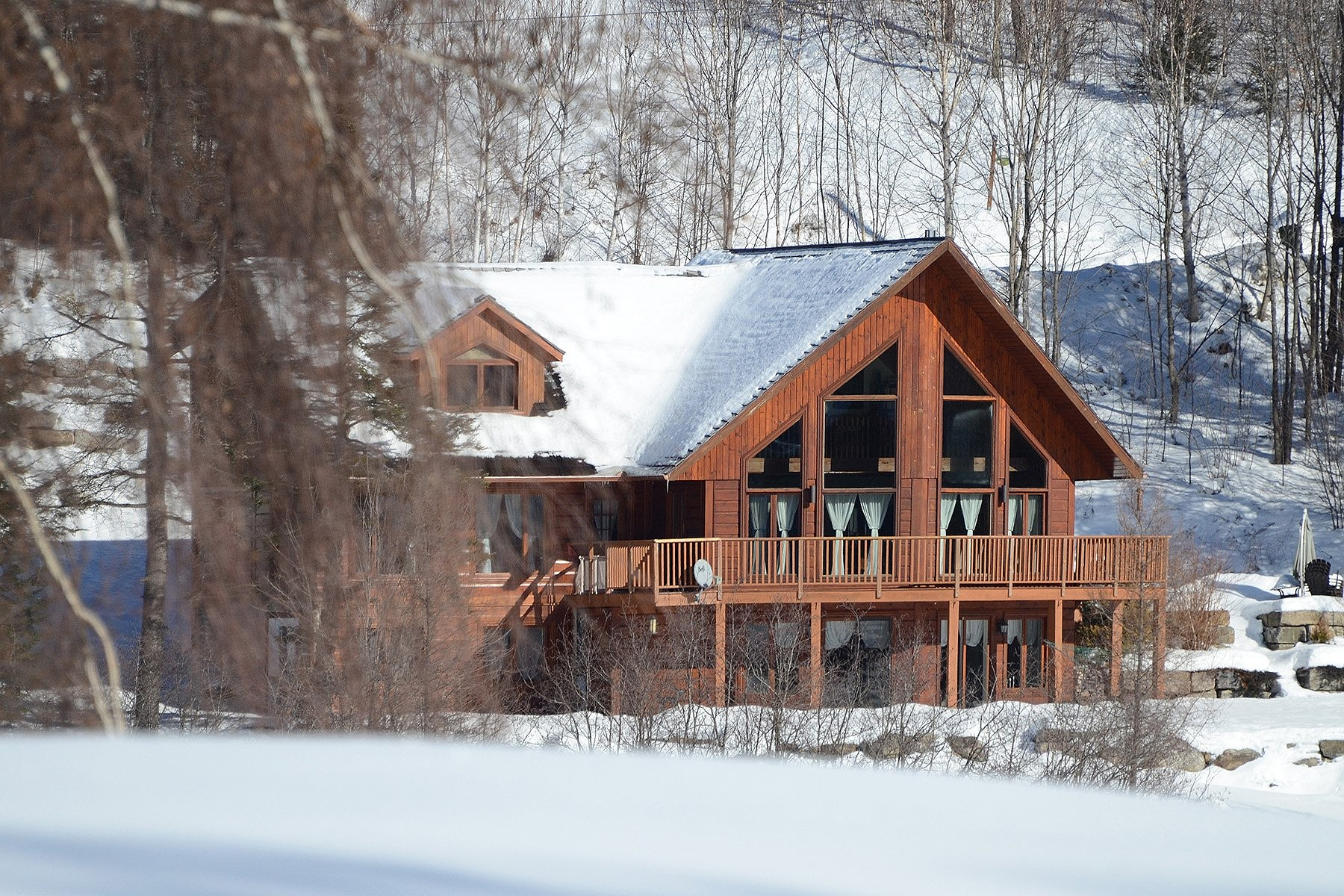 sales property at Saint-Faustin/Lac-Carré, Laurentides