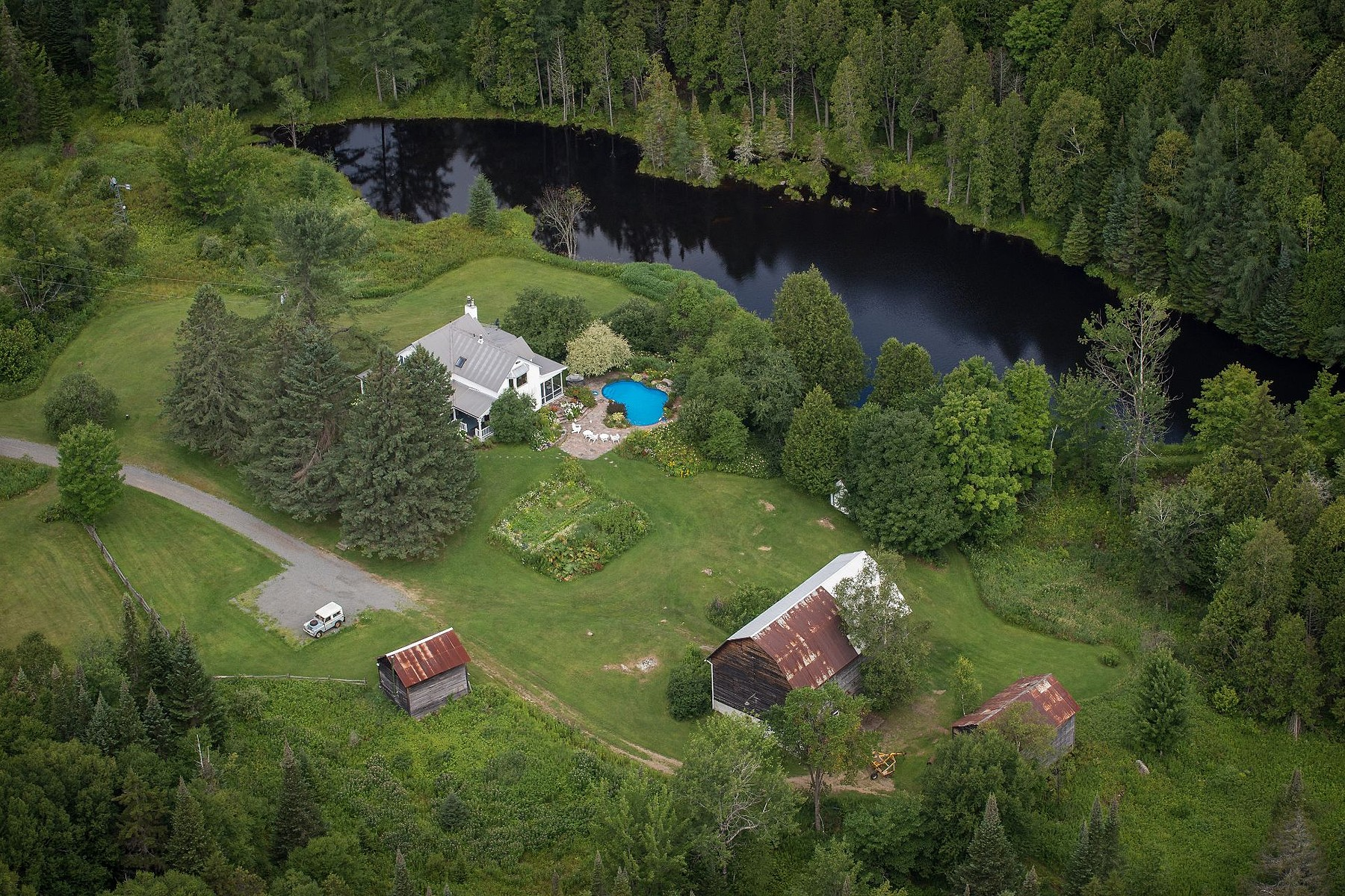 Property For Sale at Harrington, Laurentides