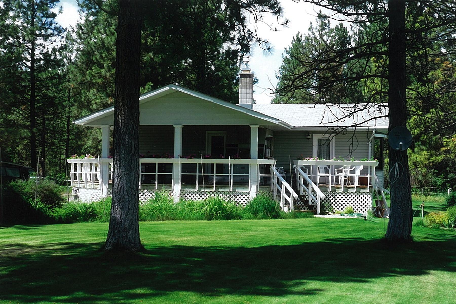 Otros residenciales por un Venta en Affordable Equestrian Estate 4836 Kennedy Road Cranbrook, British Columbia, V1C 7C1 Canadá