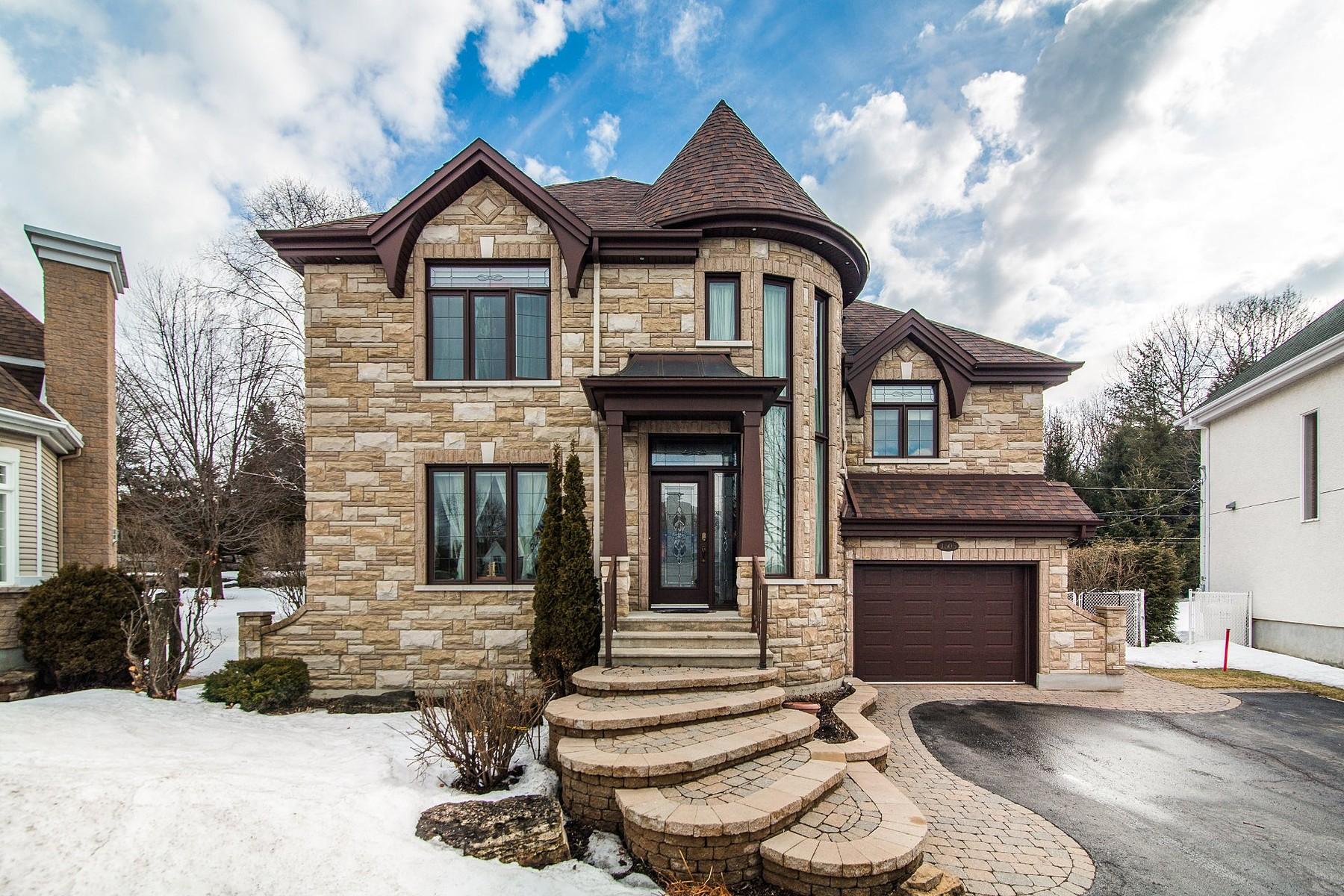 단독 가정 주택 용 매매 에 Terrebonne (Terrebonne), Lanaudière 1505 Place de Tournai Terrebonne, 퀘벡주, J6X4K6 캐나다