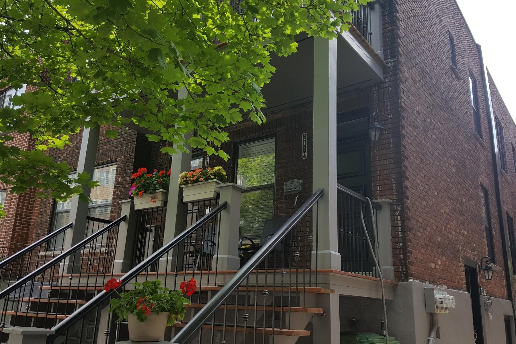 Multi-Family Home for Sale at Triplex Westmount Adjacent 2136-2138-2140 Av. Northcliffe Cote Des Neiges Notre Dame De Grace, H4A3L3 Canada