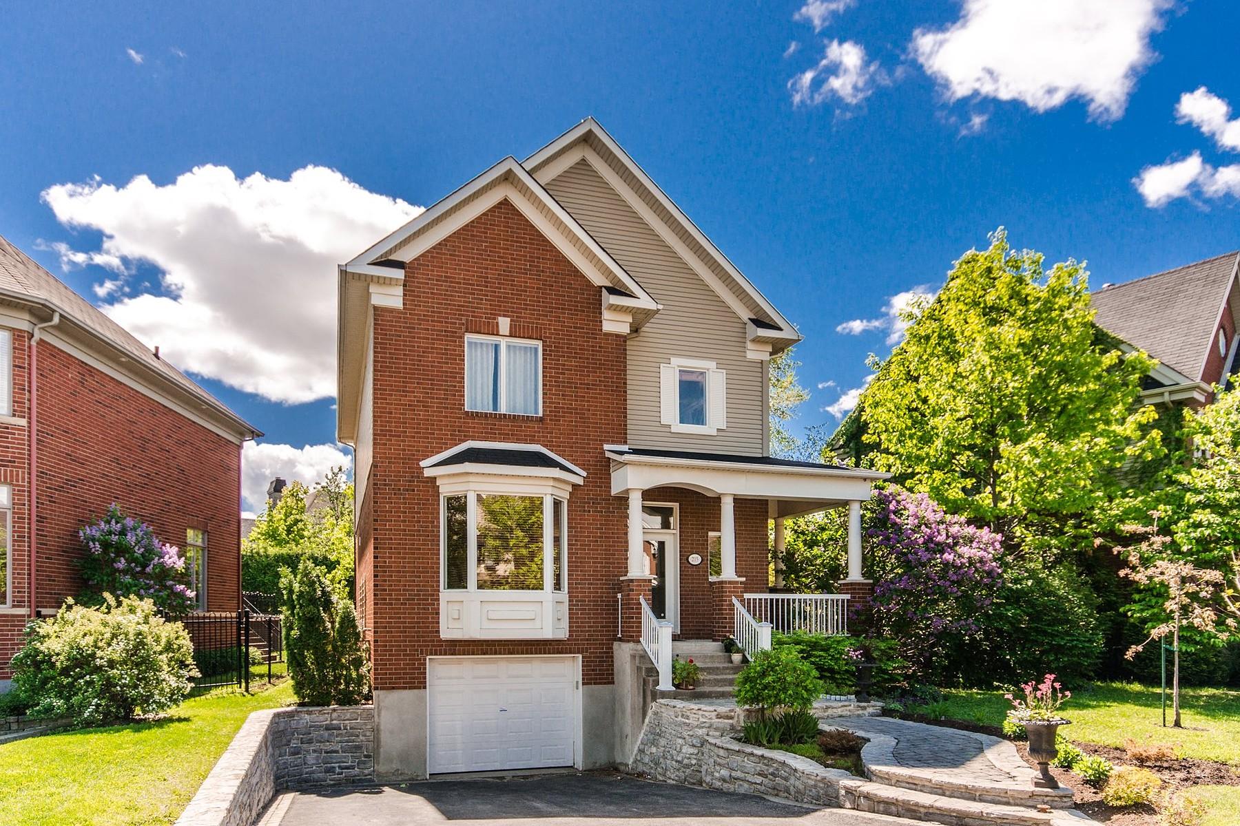 Altro tipo di proprietà per Vendita alle ore Saint-Lambert, Montérégie 215 Rue Upper Edison Saint-Lambert, Quebec J4R2V8 Canada