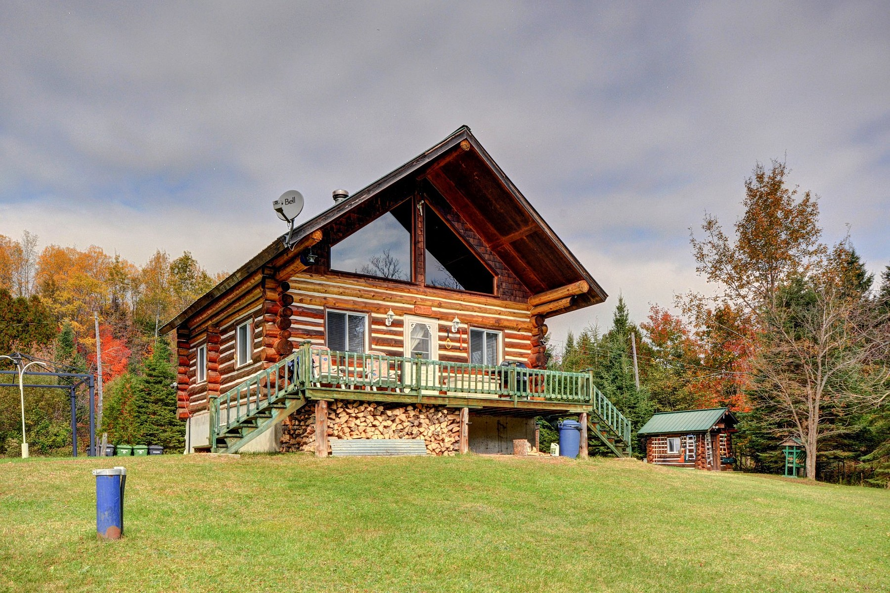 Property For Sale at Amherst, Laurentides