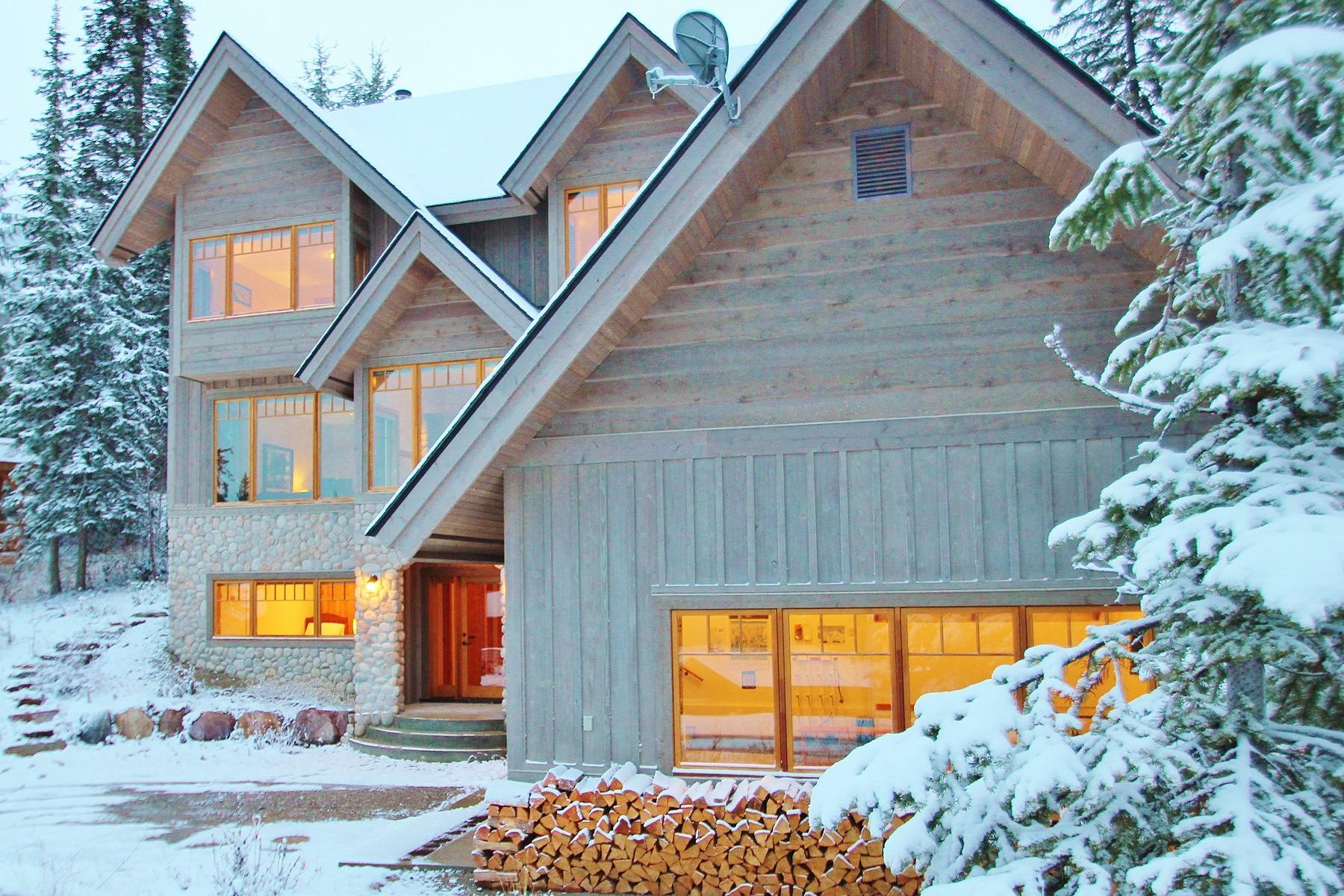 Outros residenciais para Venda às Columbia Mountain Lodge 1589 Columbia Valley View Golden, Columbia Britanica V0A1H0 Canadá