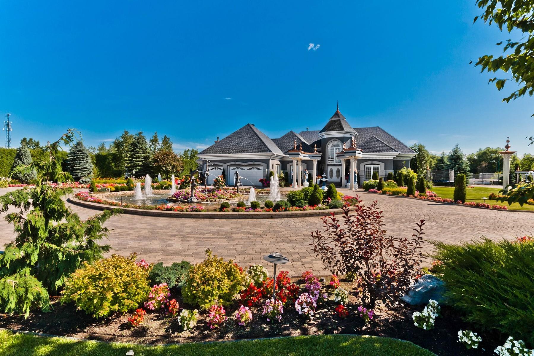 Частный односемейный дом для того Продажа на La Plaine (Terrebonne), Lanaudière 5800 Ch. du Curé-Barrette La Plaine, Квебек J7M1N1 Канада