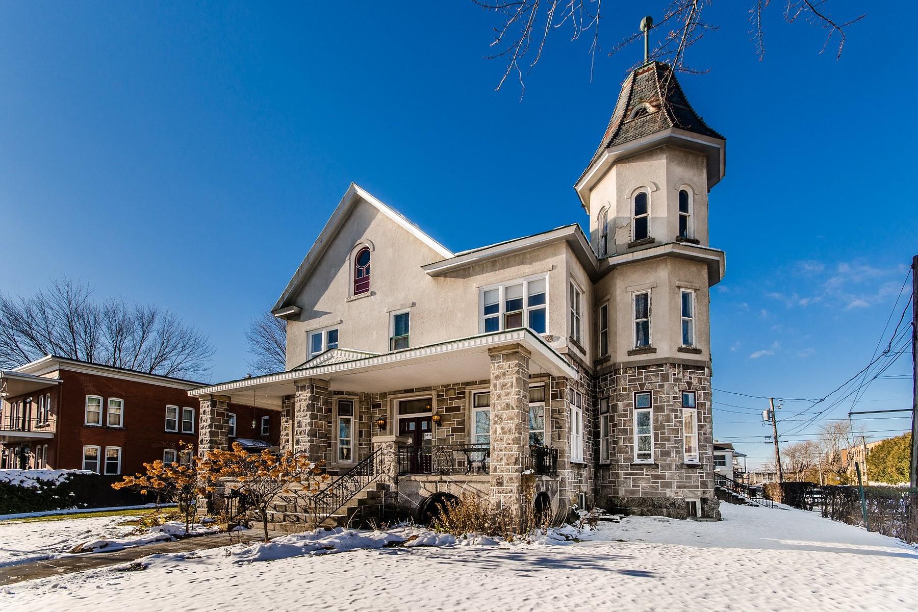 Maison avec plusieurs logements pour l Vente à Saint-Hyacinthe, Montérégie 2610 Rue Girouard O. Saint-Hyacinthe, Québec J2S2B4 Canada