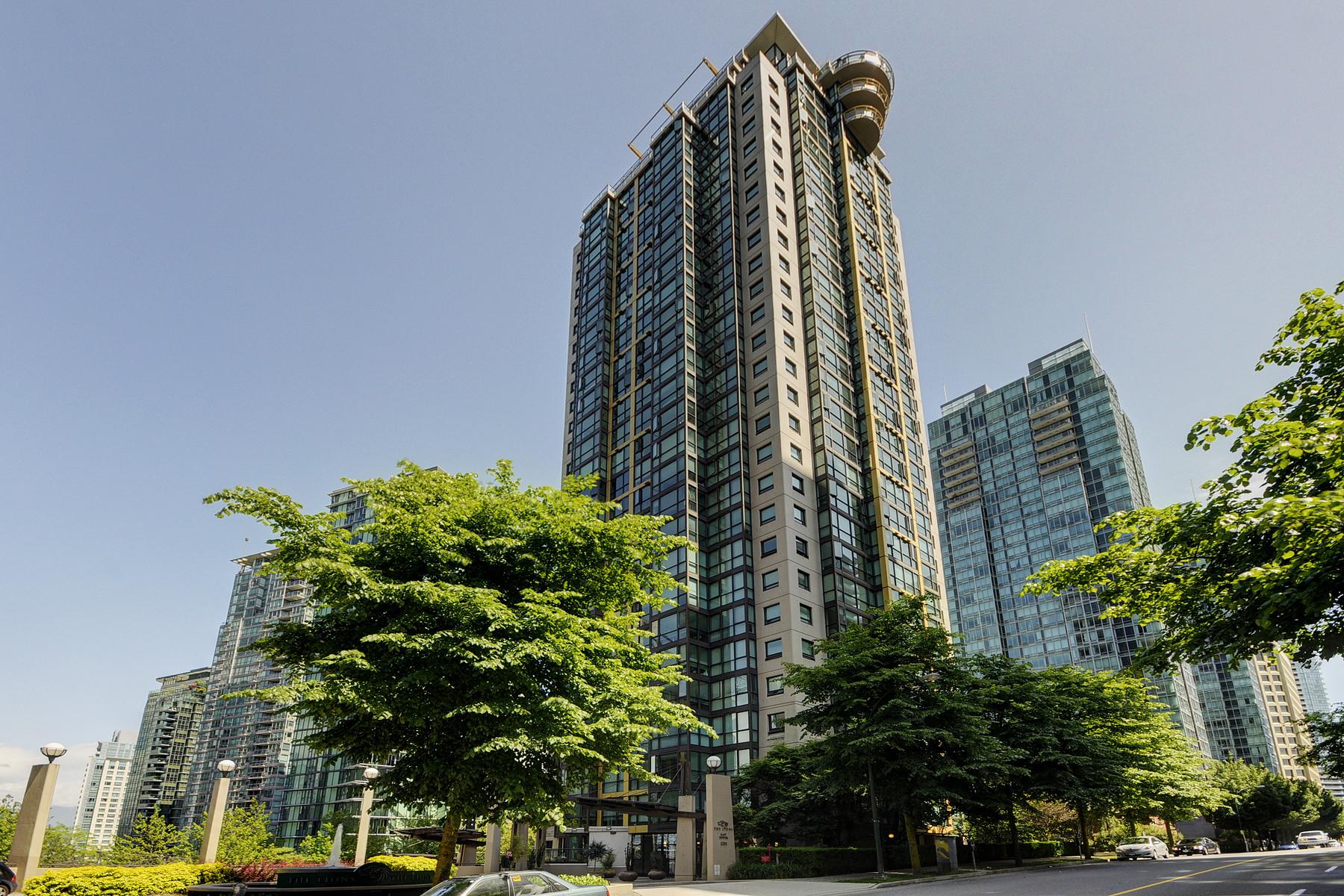 Condominium for Sale at Breathtaking Views @ The Lions 3003-1331 Alberni Street Vancouver, British Columbia V6E 4S1 Canada