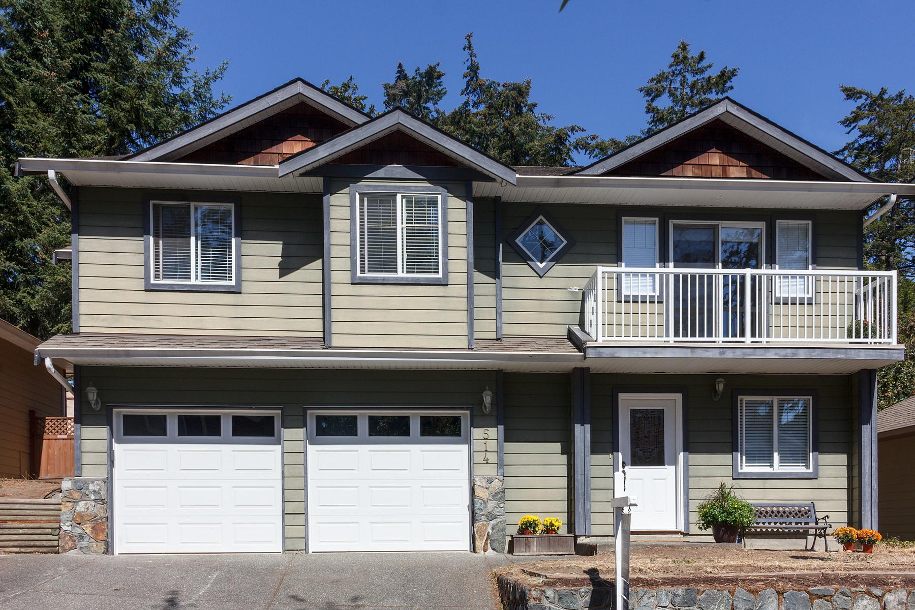 Tek Ailelik Ev için Satış at Affordable Langford Listing 514 Selwyn Oaks Pl. Victoria, British Columbia, V9B 6K7 Kanada