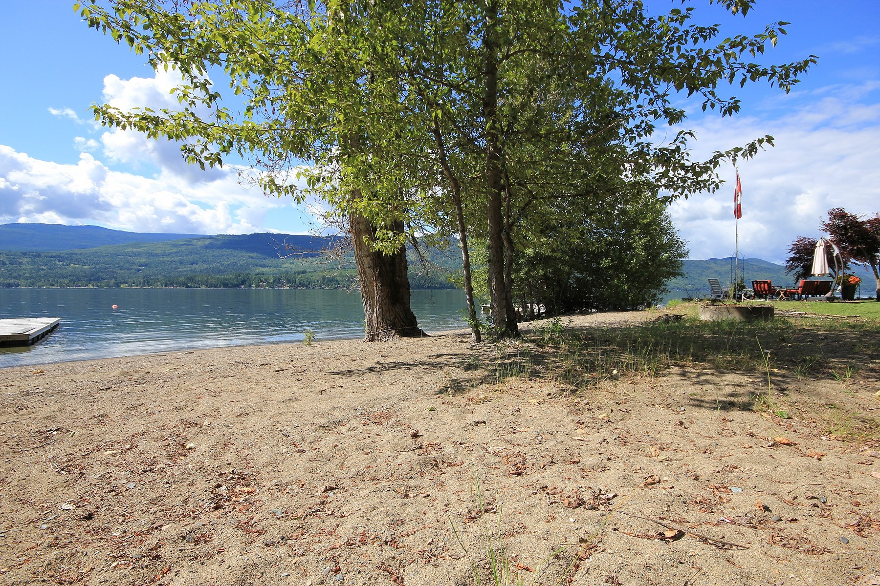 Property For Sale at Shuswap Lake Waterfront Lot