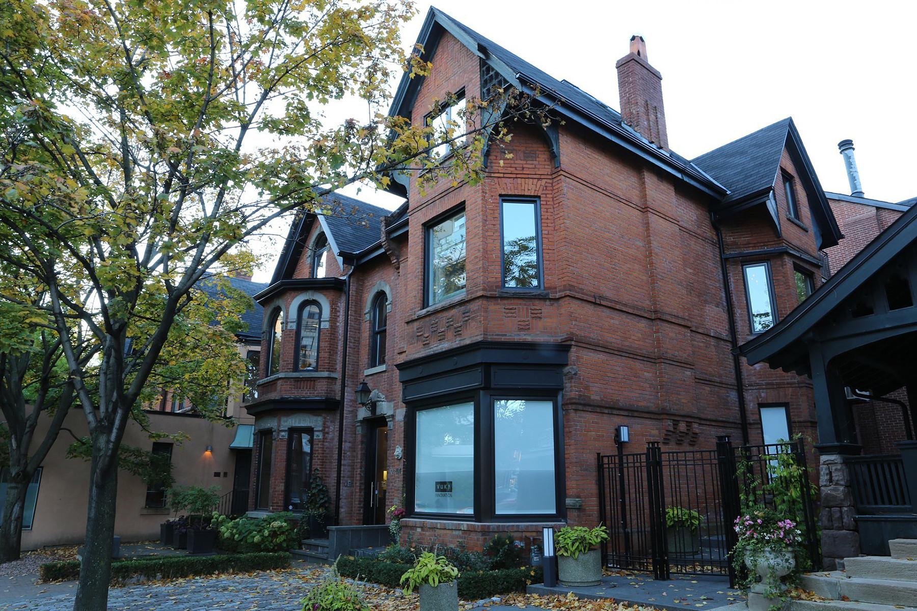 Maison unifamiliale pour l Vente à Yorkville/Annex Victorian 104 Avenue Road Toronto, Ontario M5R2H3 Canada