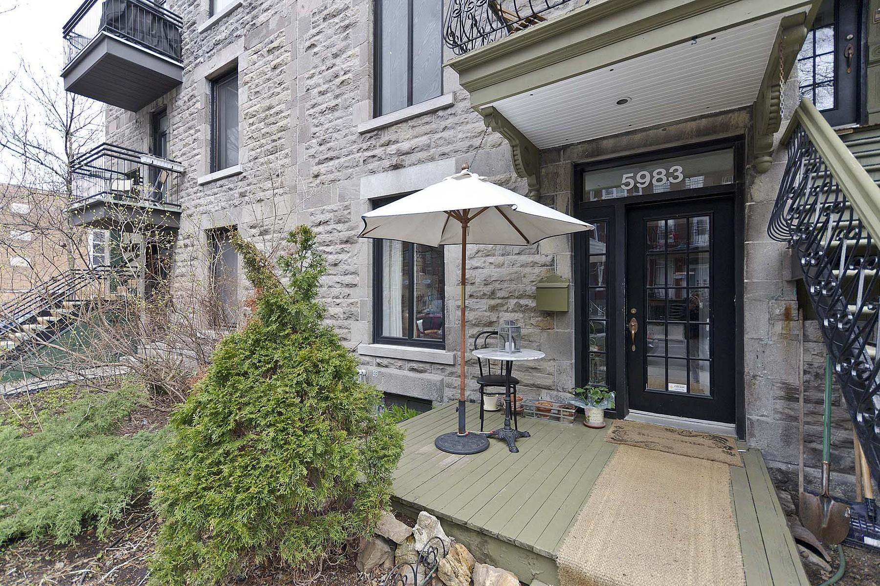 Villa per Vendita alle ore Outremont (Montréal), Montréal 5979 Av. Durocher Outremont, Quebec H2V3Y6 Canada