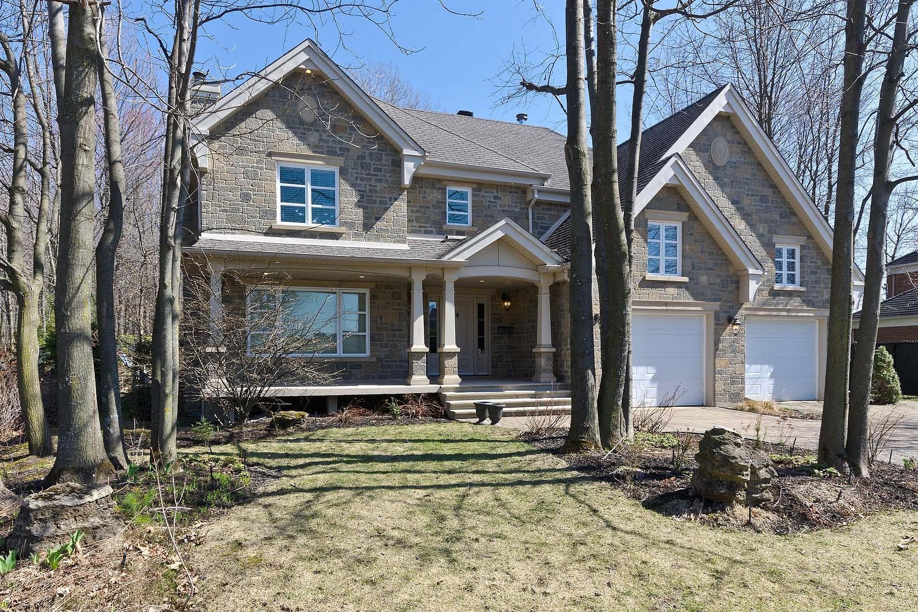 獨棟家庭住宅 為 出售 在 Saint-Bruno-de-Montarville, Montérégie 378 Rue Kéroack Saint Bruno De Montarville, 魁北克省, J3V5S1 加拿大