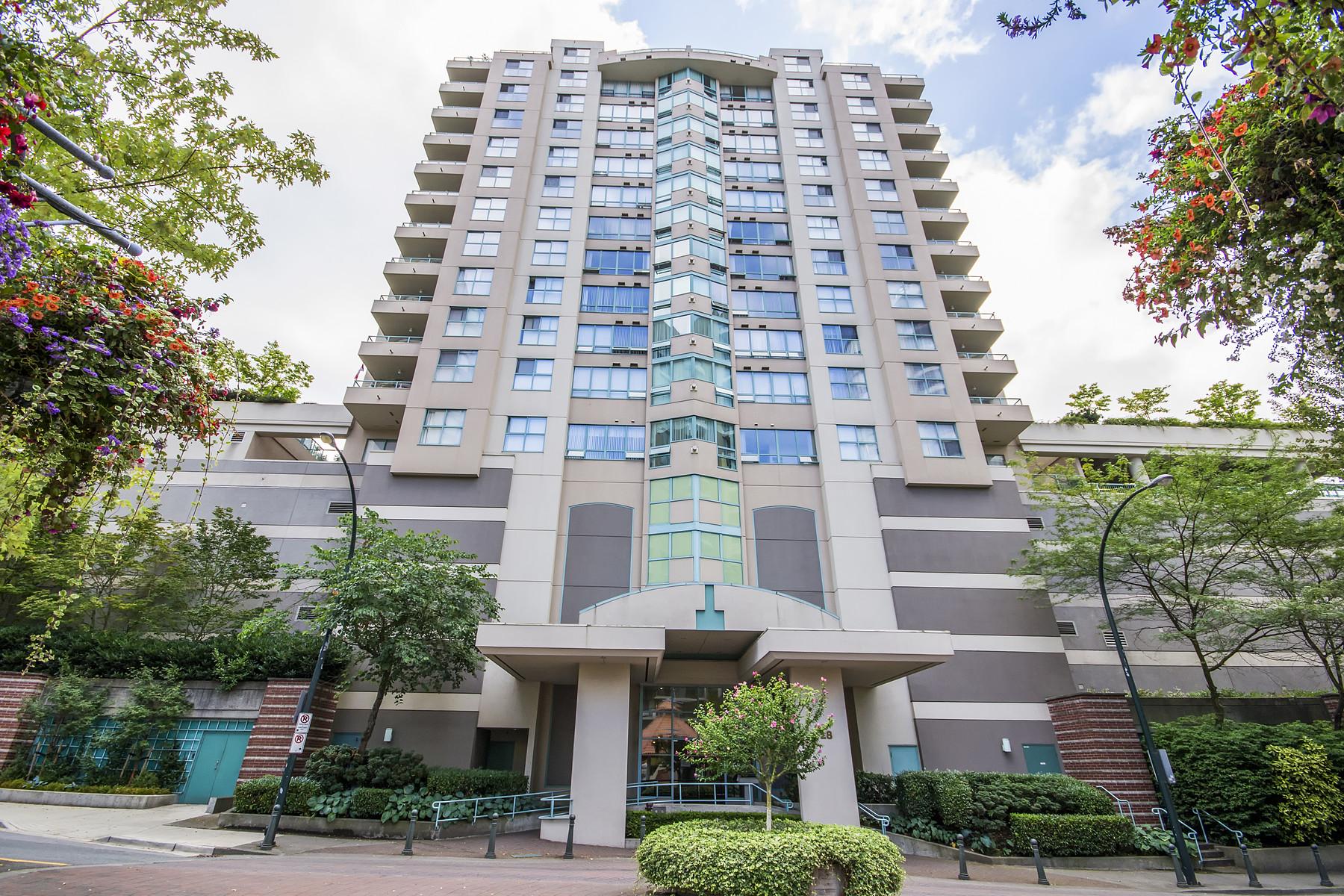 단독 가정 주택 용 매매 에 New Westminster, Greater Vancouver 1501 728 Princess Street New Westminster, 브리티시 컬럼비아주 V3M 6S4 캐나다
