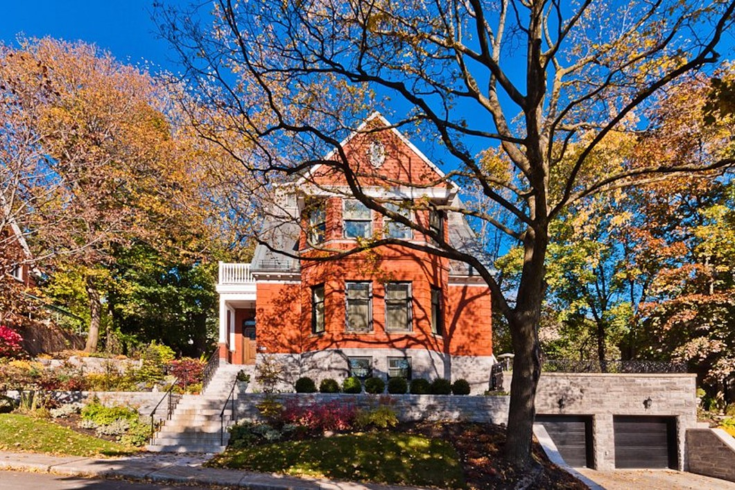 Single Family Home for Sale at Westmount, Montréal 487 Av. Mount-Pleasant Westmount, Quebec H3Y3H4 Canada