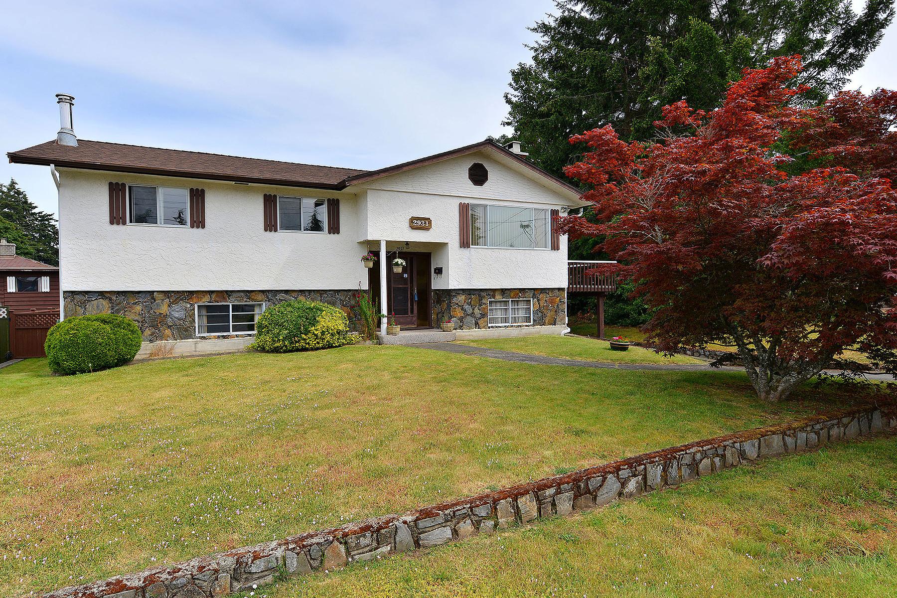 獨棟家庭住宅 為 出售 在 A Great Family Home 2931 Carol Ann Place Victoria, 不列顛哥倫比亞省, V9B 2G3 加拿大