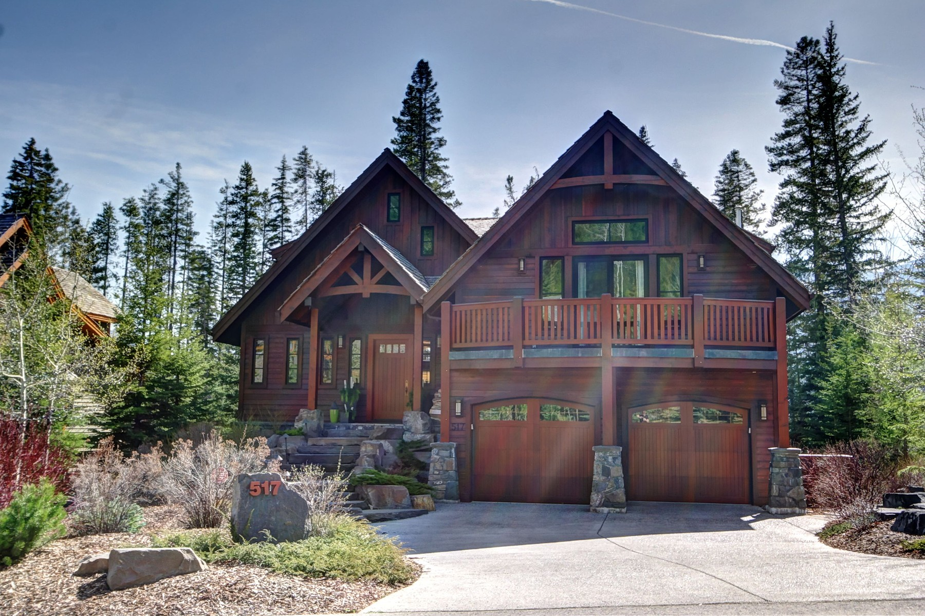 Single Family Home for Sale at Intimate Luxury in Silvertip 517 Silvertip Pointe Canmore, Alberta, T1W 3J1 Canada