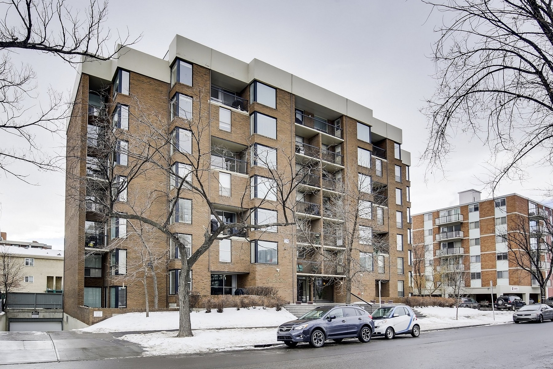 sales property at #707 1123 13 Avenue SW