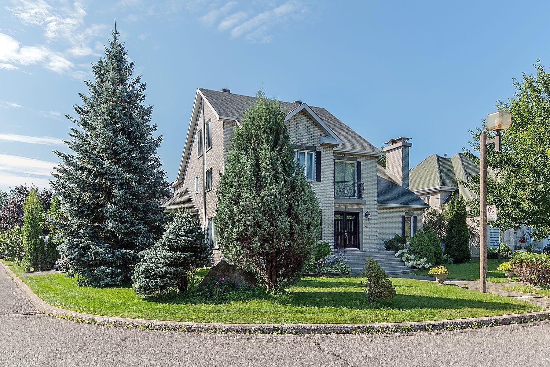 Single Family Home for Sale at Sainte-Dorothée, Laval 236 Rue Lacoste Sainte-Dorothee, Quebec, H7X3K2 Canada
