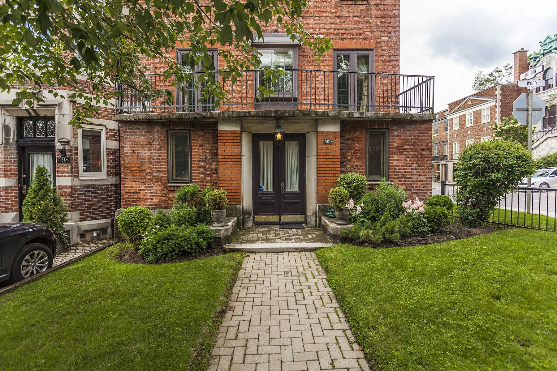 sales property at Westmount, Montréal