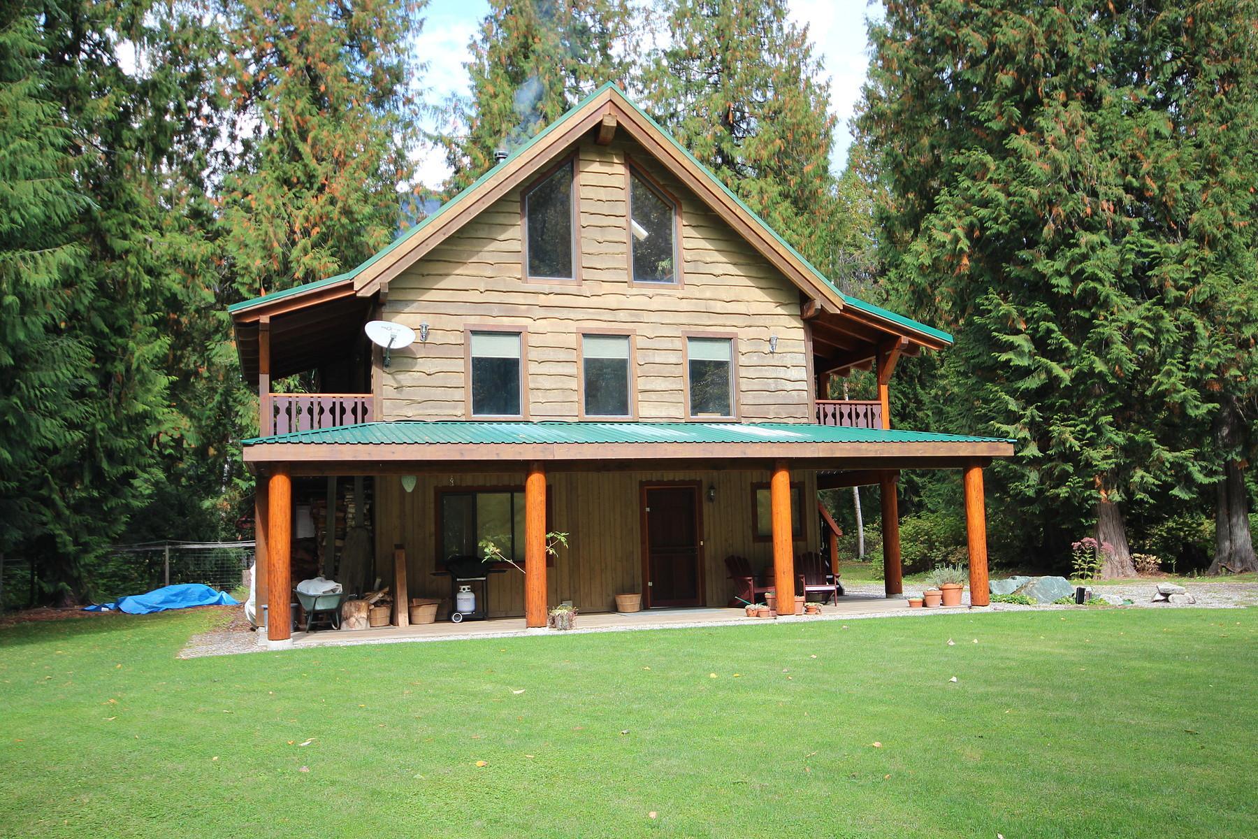 Maison unifamiliale pour l Vente à Pemberton, Whistler & Squamish 9446 Geese Road Pemberton, Colombie-Britannique V0N 1L0 Canada