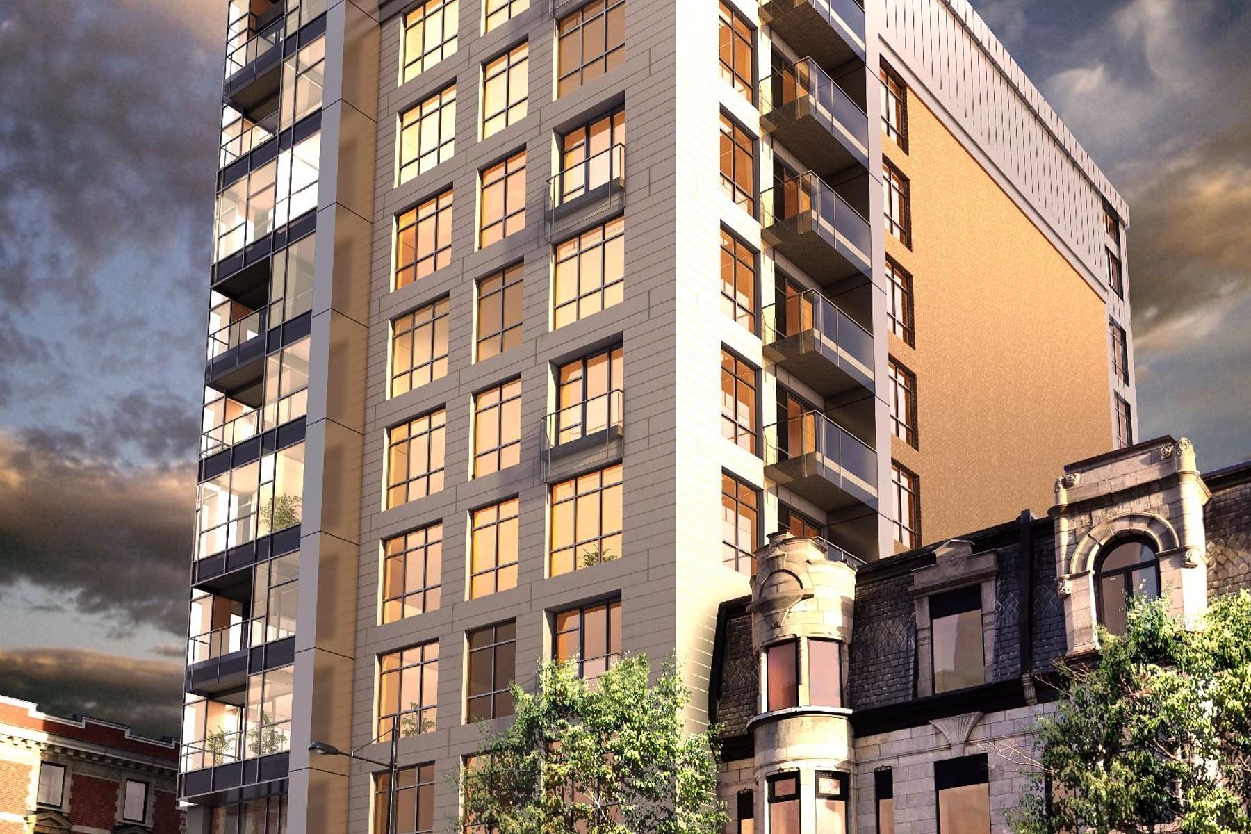 Condomínio para Venda às Ville-Marie (Montréal), Montréal 1420 Rue Sherbrooke O., Apt. 603 Montreal, Quebec H3G1K4 Canadá