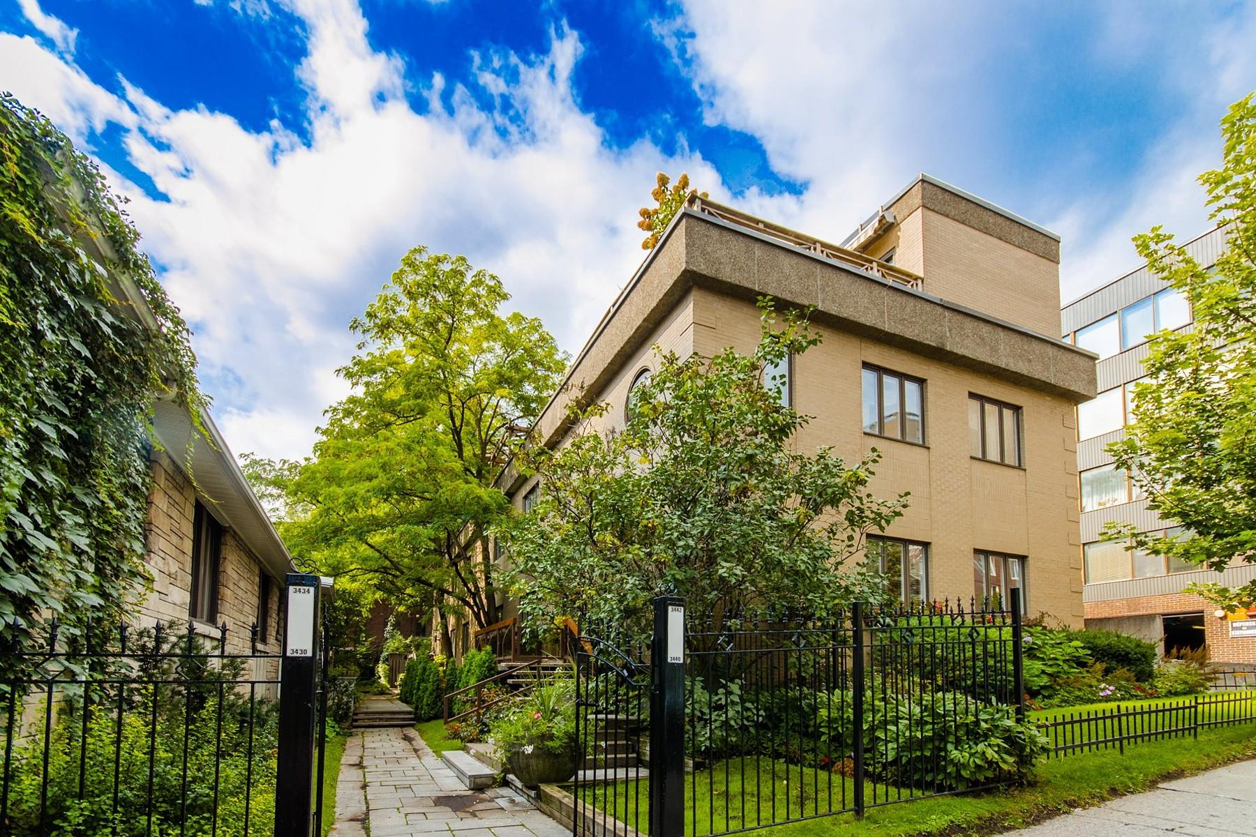 Autre Bien Résidentiel pour l Vente à Ville-Marie (Montréal), Montréal 3440 Rue Redpath Montreal, Québec H3G2G3 Canada