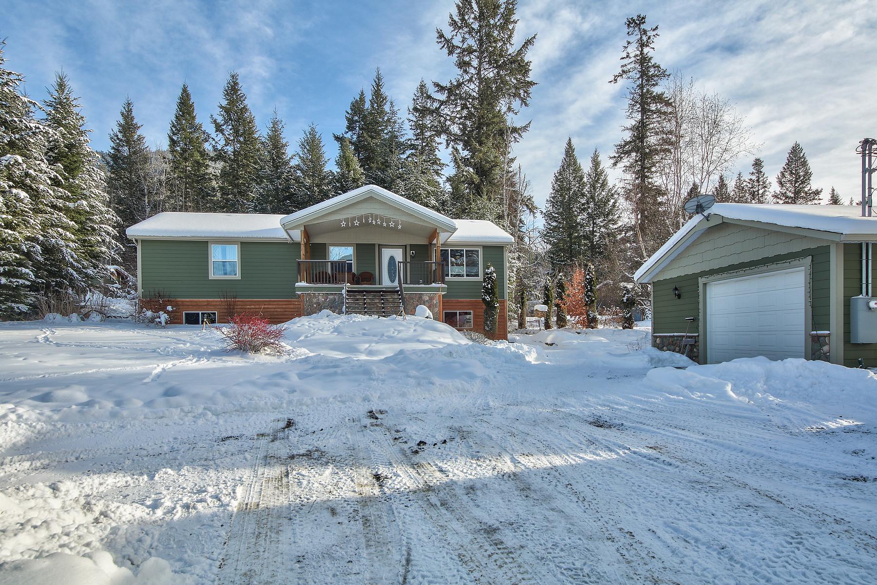 Частный односемейный дом для того Продажа на 7320 Cahilty Crescent Heffley Creek, Британская Колумбия, V0E 1Z1 Канада