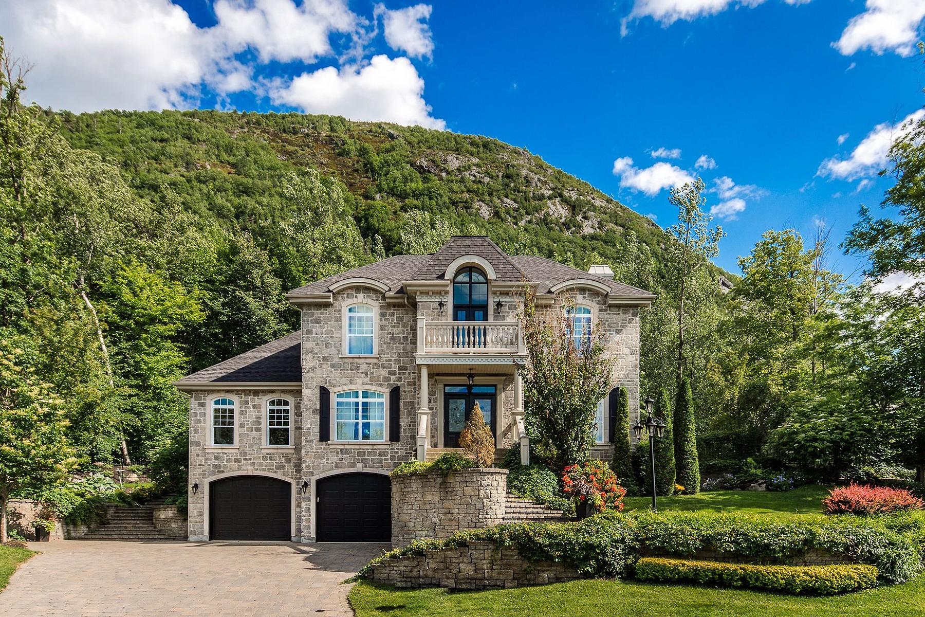 Casa Unifamiliar por un Venta en Mont-Saint-Hilaire, Montérégie 516 Rue du Sommet Mont-Saint-Hilaire, Quebec, J3H6E8 Canadá