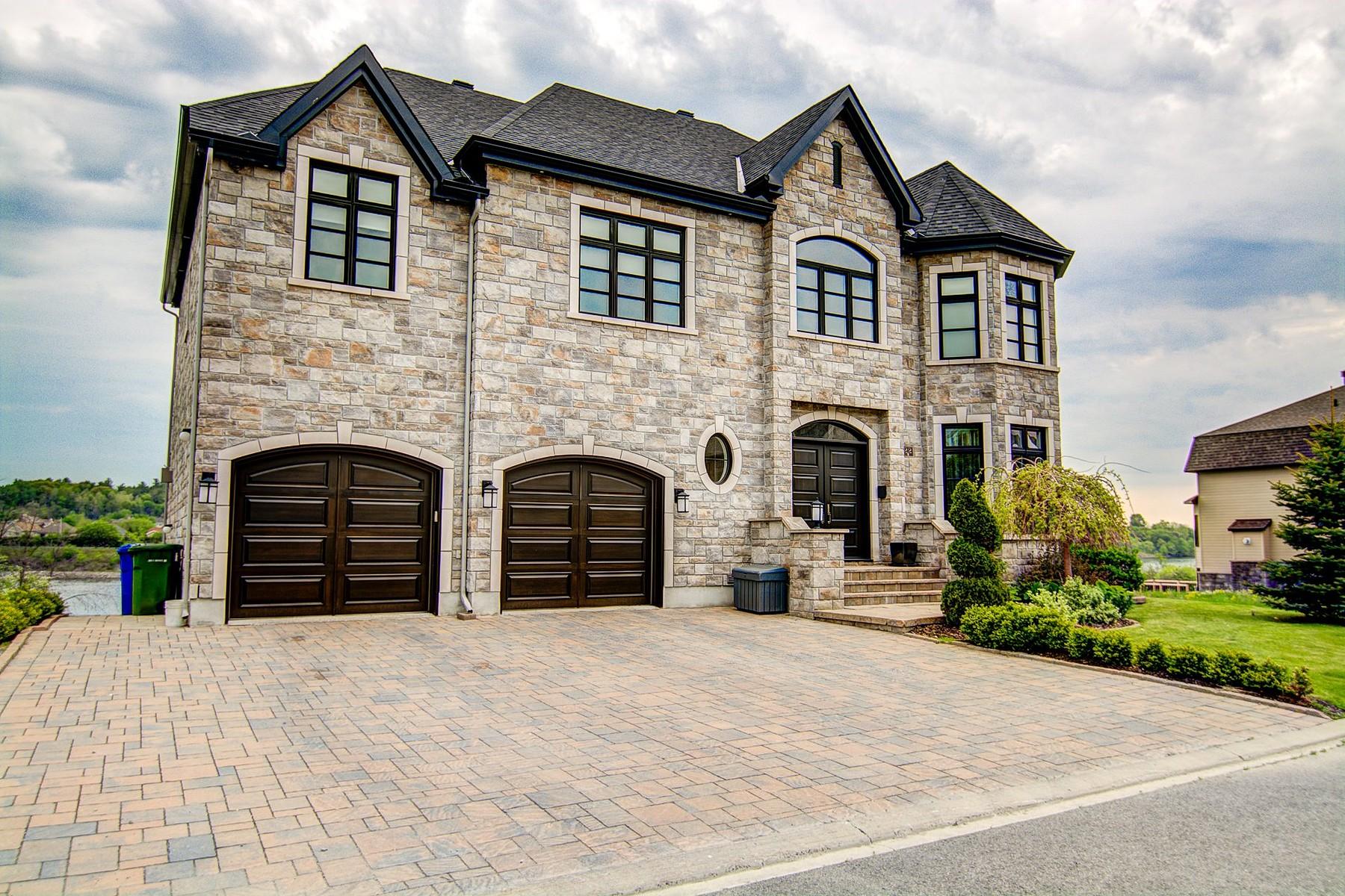 Einfamilienhaus für Verkauf beim Hull (Gatineau), Outaouais 22 Rue du Rivage Hull, Quebec, J8Z3R1 Kanada
