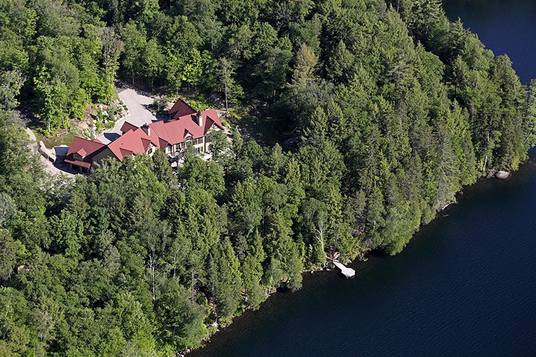 sales property at Lac Desmarais