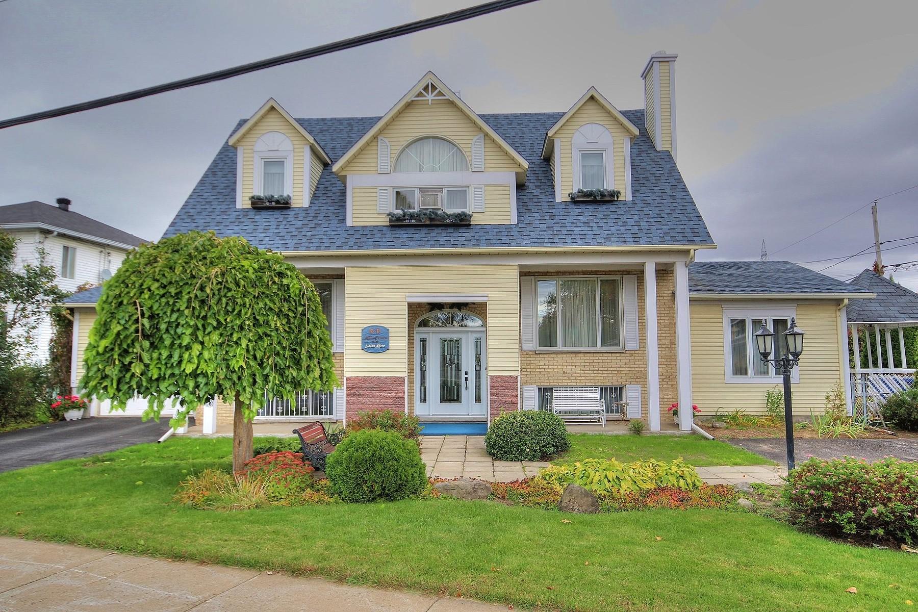 Vivienda unifamiliar por un Venta en Sorel-Tracy, Montérégie 6000 Route Marie-Victorin Sorel-Tracy, Quebec, J3R1R8 Canadá