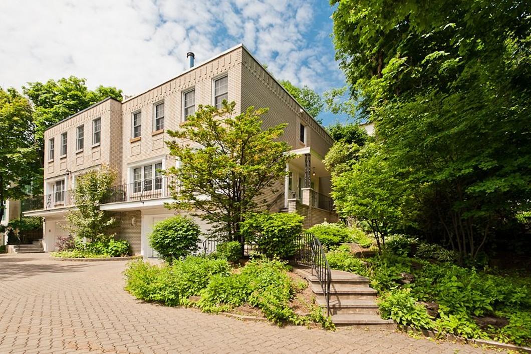 獨棟家庭住宅 為 出售 在 Ville-Marie (Montréal), Montréal 3135 Le Boulevard Montreal, 魁北克省 H3Y1S1 加拿大