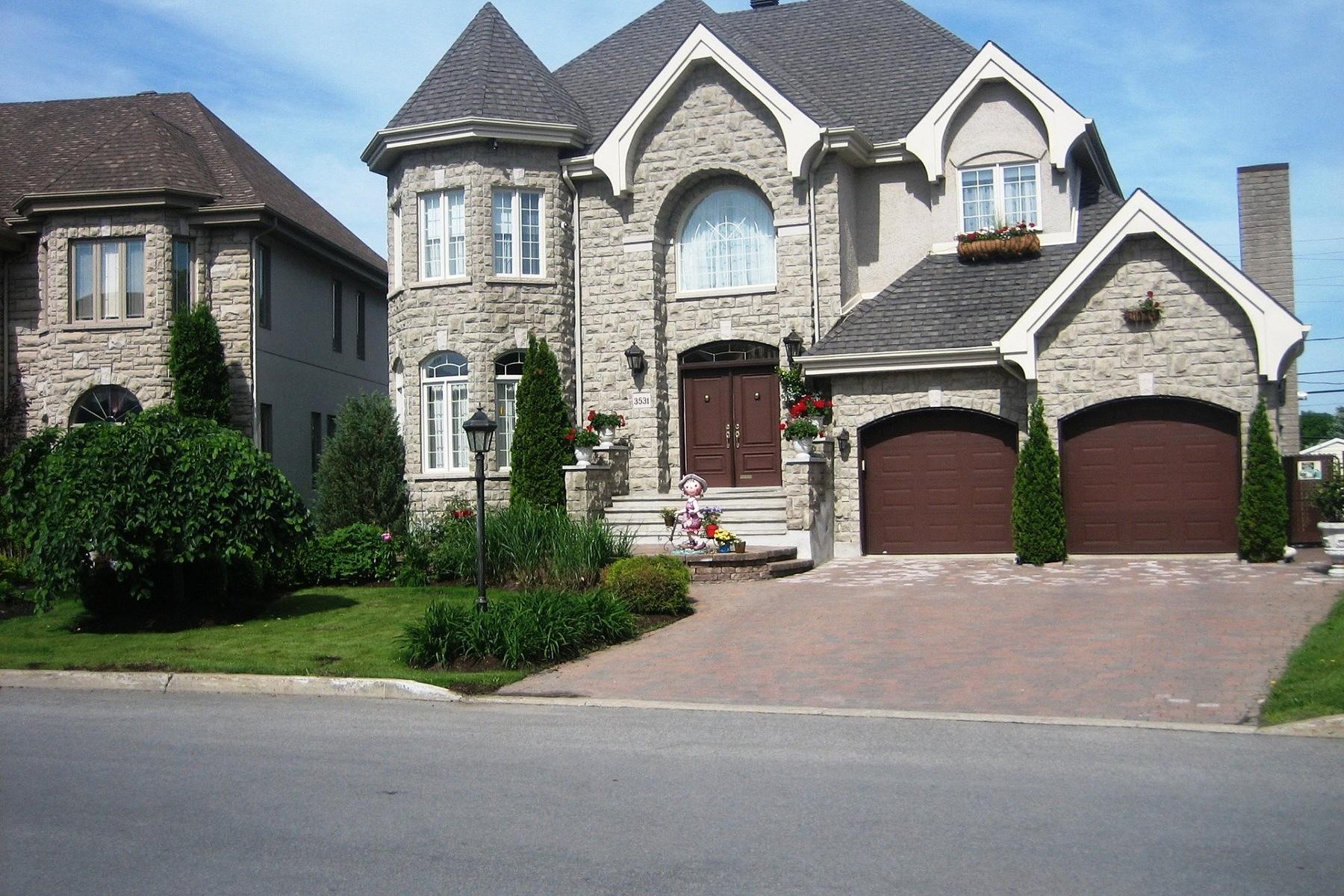 Maison unifamiliale pour l Vente à Fabreville (Laval), Laval 3531 Rue des Abenakis Fabreville, Québec H7P6A3 Canada