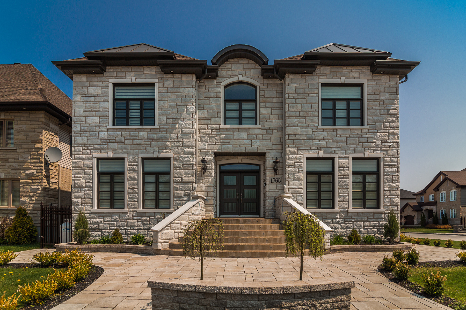 sales property at Custom built residence