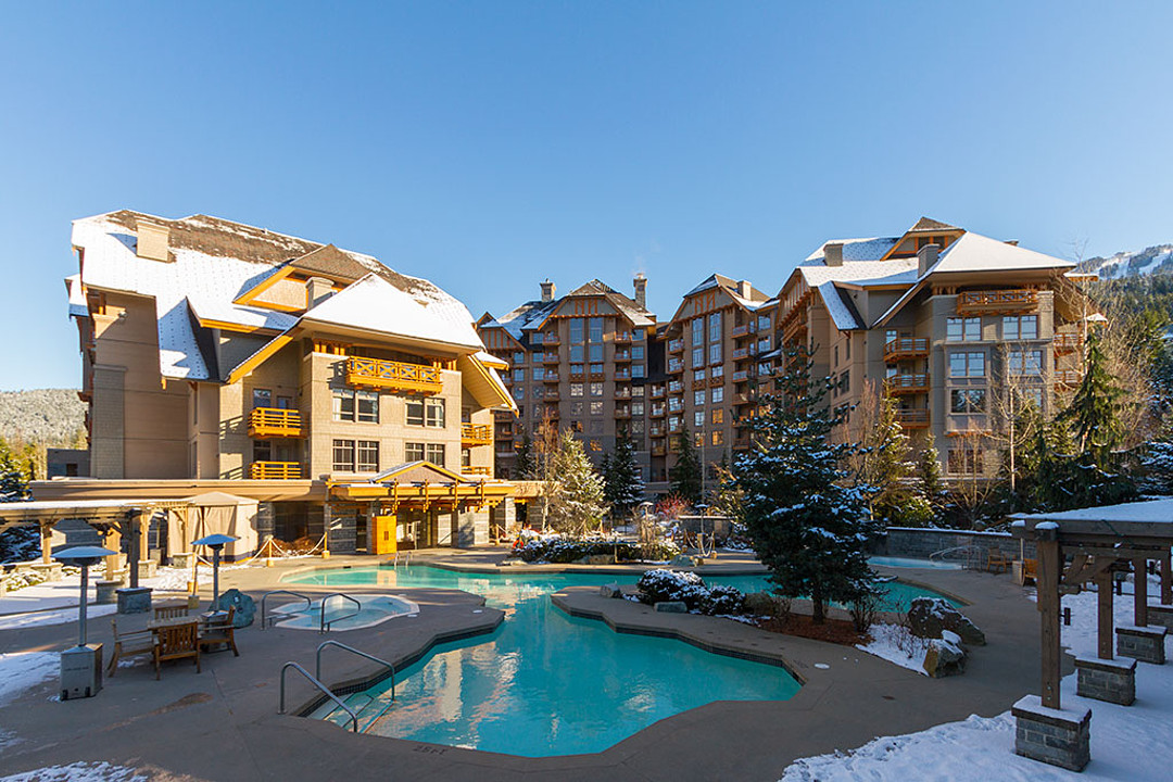 Autre bien résidentiel pour l Vente à Four Seasons Resort Whistler 318 4591 Blackcomb Way Whistler, Colombie-Britannique, V0N 1B4 Canada