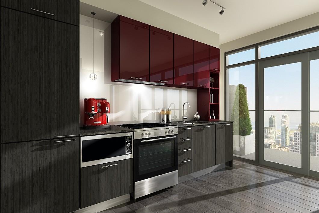 共管式独立产权公寓 为 销售 在 Fabrik Condos 431 Richmond St W 901 多伦多, 安大略省, M5V 1X9 加拿大