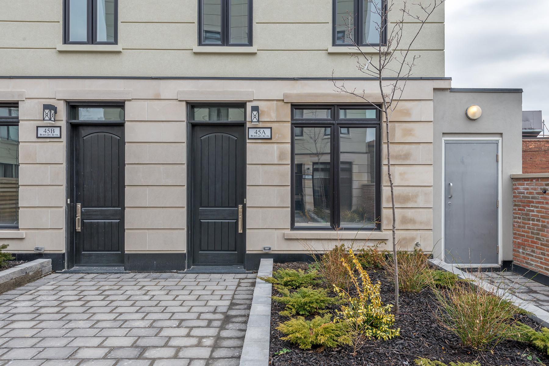 多棟聯建住宅 為 出售 在 Forest Hill South New 45A Burnaby Blvd Toronto, 安大略省 M5N1G3 加拿大