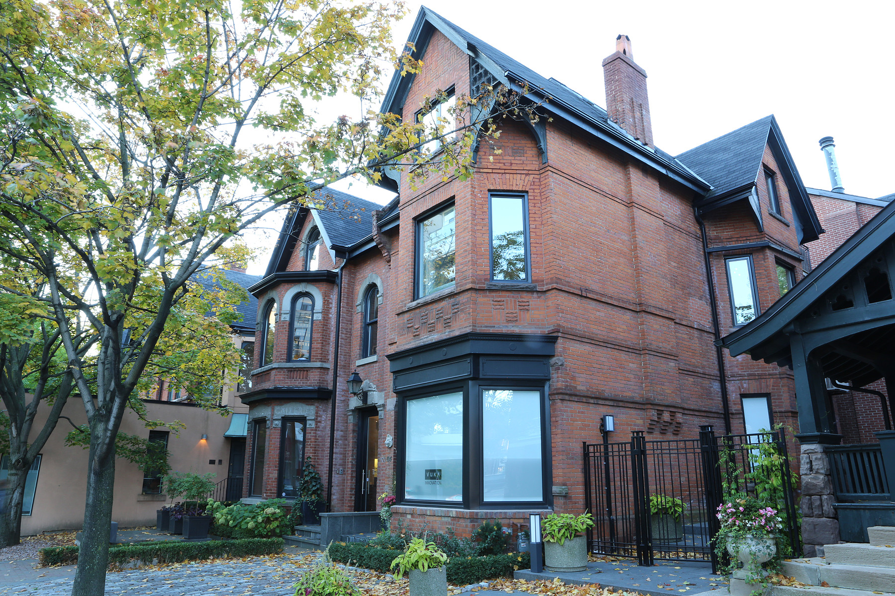 Single Family Home for Sale at Yorkville/Annex Victorian 104 Avenue Road Toronto, Ontario M5R2H3 Canada