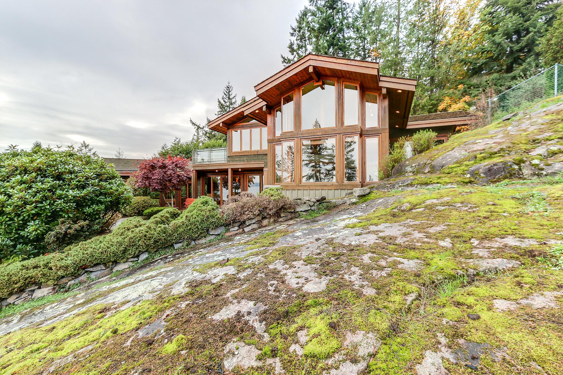 단독 가정 주택 용 매매 에 West Vancouver, Greater Vancouver 3865 Marine Drive West Vancouver, 브리티시 컬럼비아주 V7V 1N3 캐나다