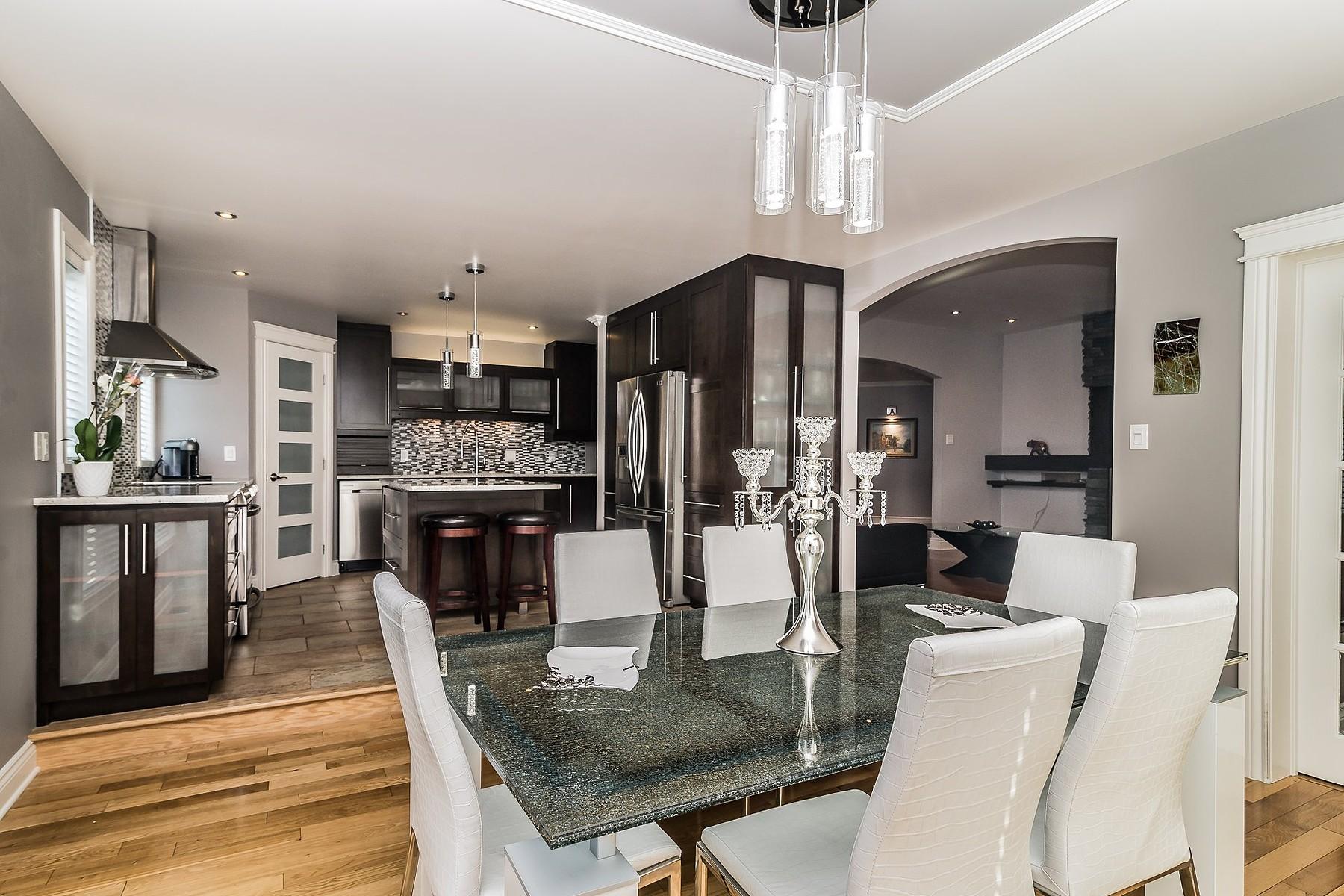 단독 가정 주택 용 매매 에 Terrebonne, Lanaudière 2545 Rue des Jacinthes Terrebonne, 퀘벡주, J6X0A5 캐나다