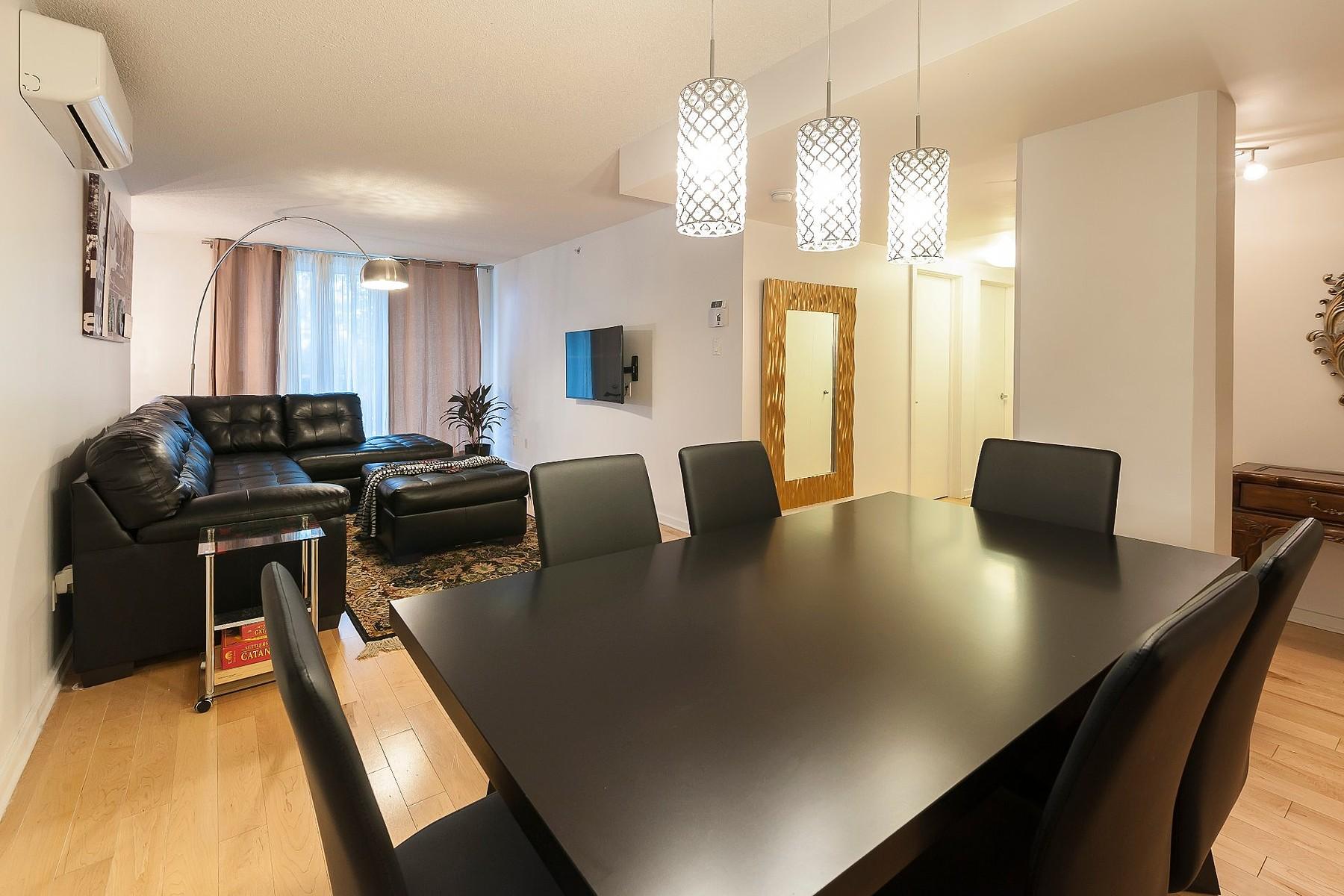 Additional photo for property listing at Côte-des-Neiges  Notre-Dame-de-Grâce, Montréal 4950 Rue de la Savane, Apt. 104 Cote Des Neiges Notre Dame De Grace, Quebec H4P1T7 Canada