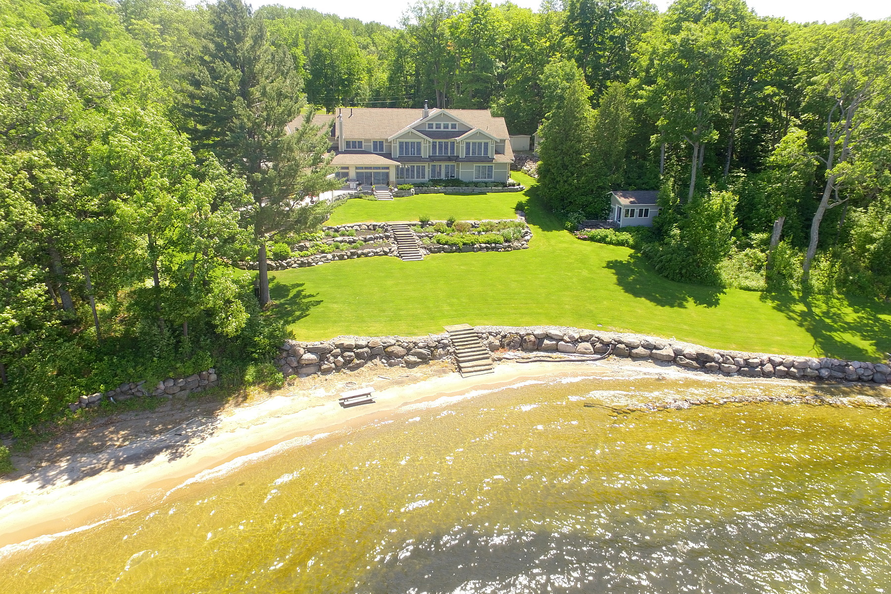 sales property at Georgian Bay Retreat