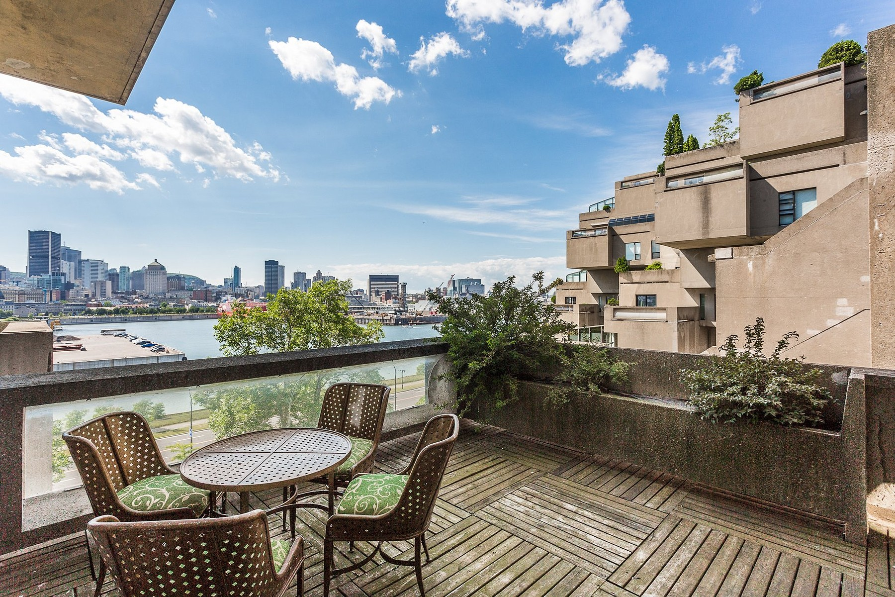sales property at Habitat 67, International Icon