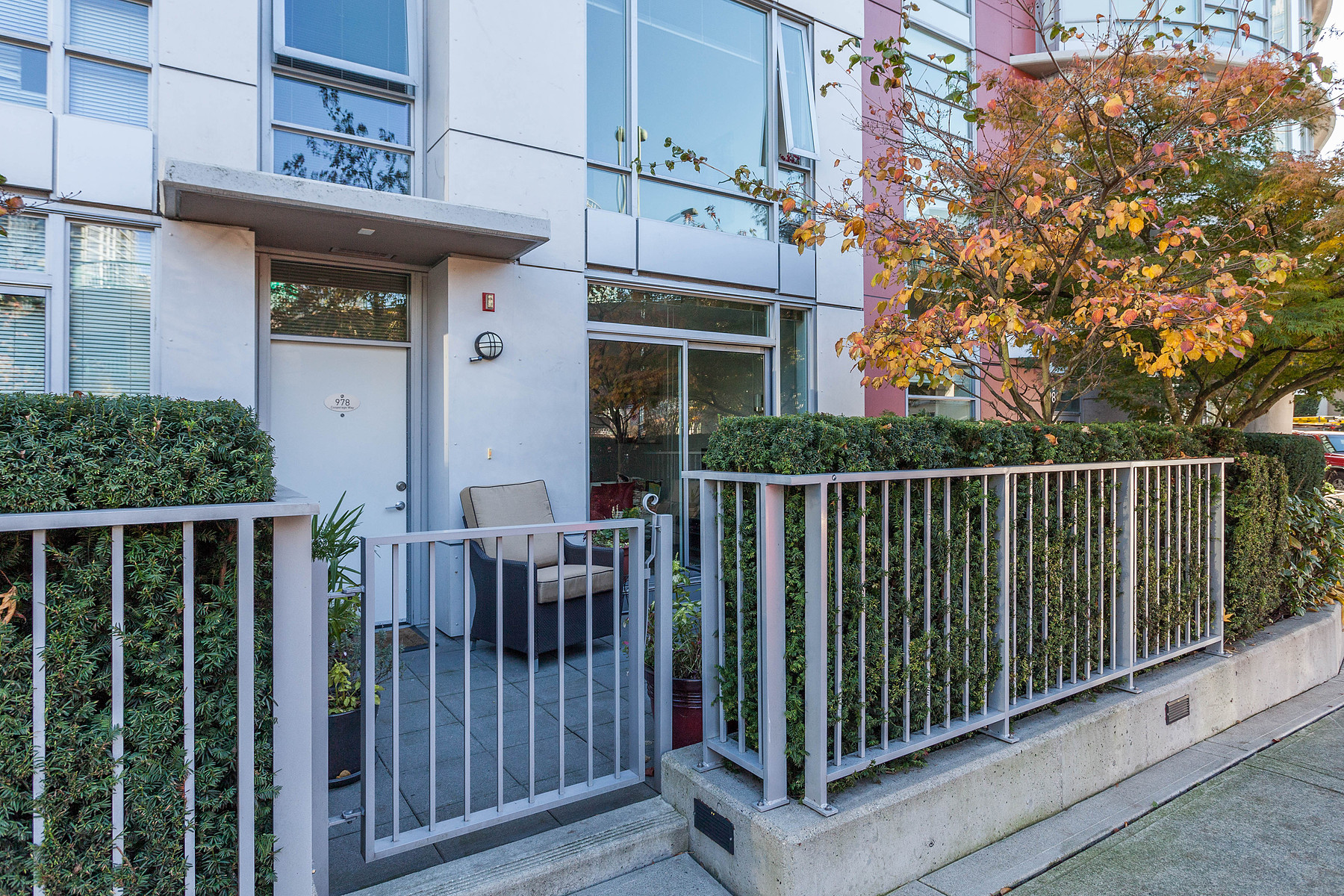 Townhouse for Sale at Beautiful Yaletown Townhome 978 Cooperage Way Vancouver, British Columbia V6B 0C3 Canada