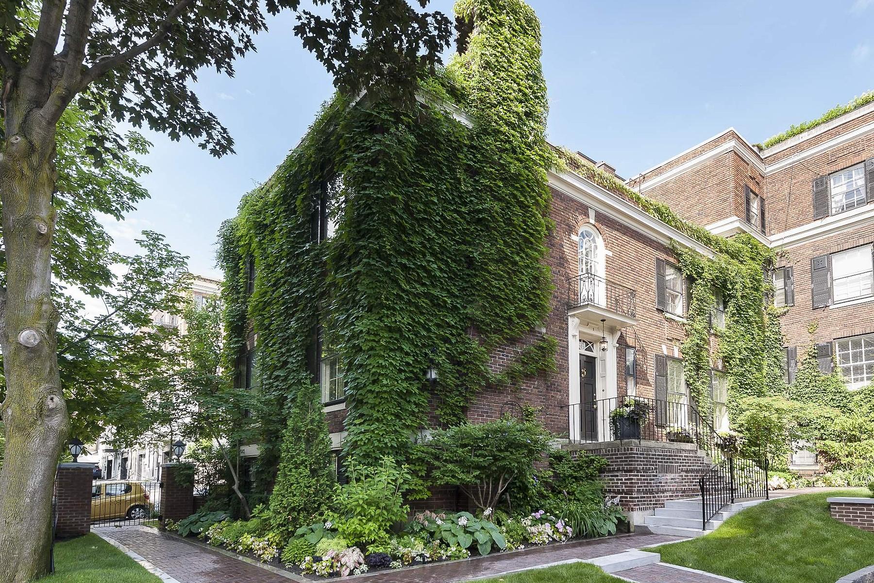 Single Family Home for Sale at Ville-Marie, Montréal 1 Place de Chelsea Ville-Marie, Quebec, H3G2J9 Canada