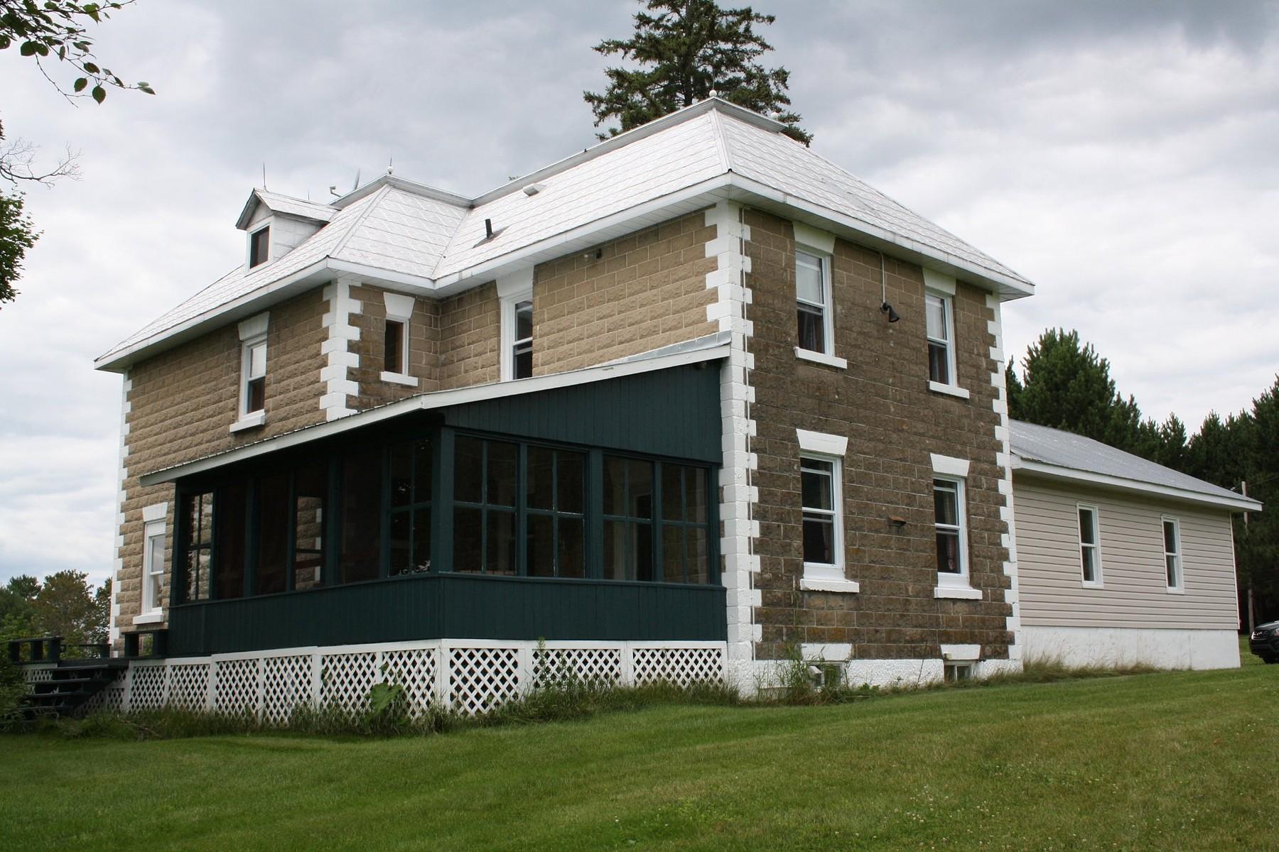 農場 / 牧場 / 種植場 為 出售 在 1628 acres WATERFRONT ESTATE 48A Ch. de la Montagne Sheenboro, 魁北克省 J0X2Z0 加拿大