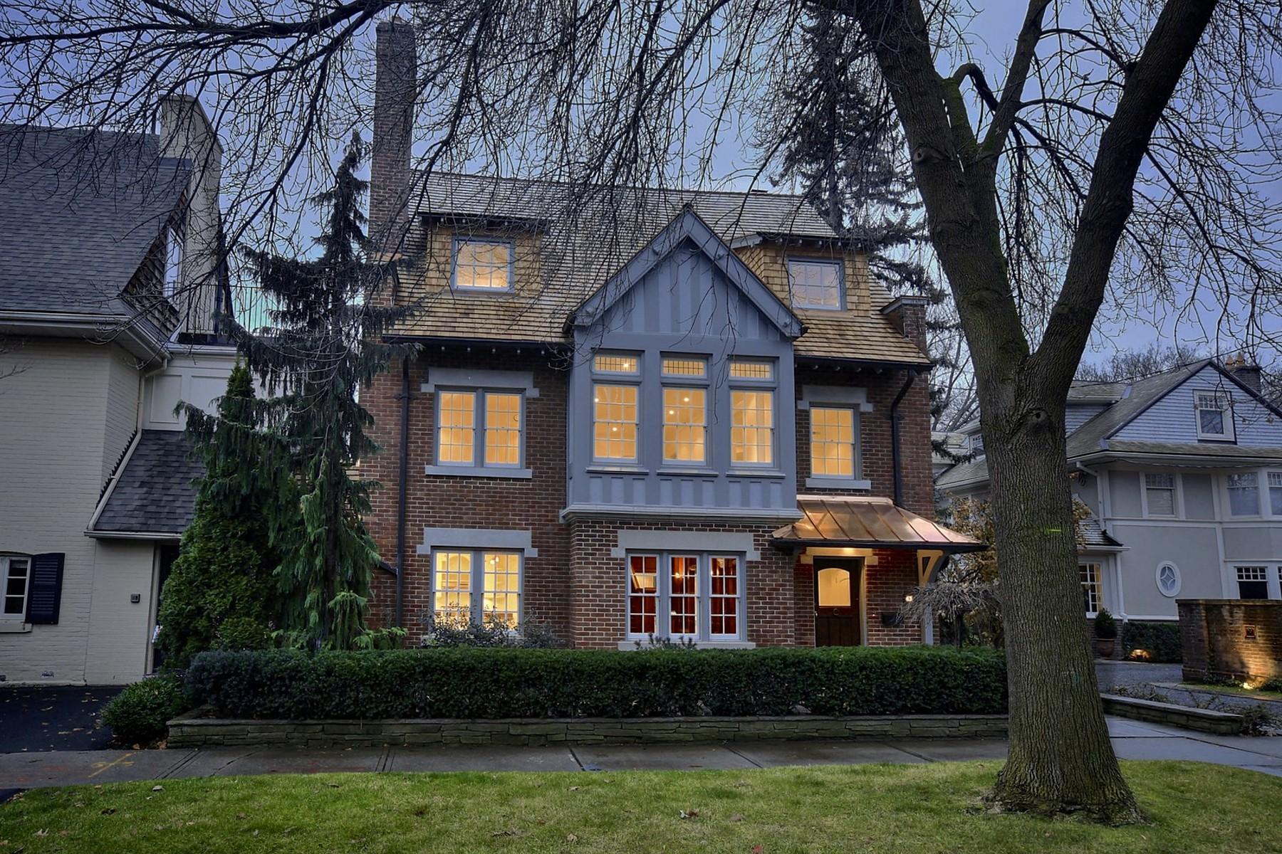Maison unifamiliale pour l à louer à Rosedale 63 Highland Ave Toronto, Ontario M4W2A2 Canada